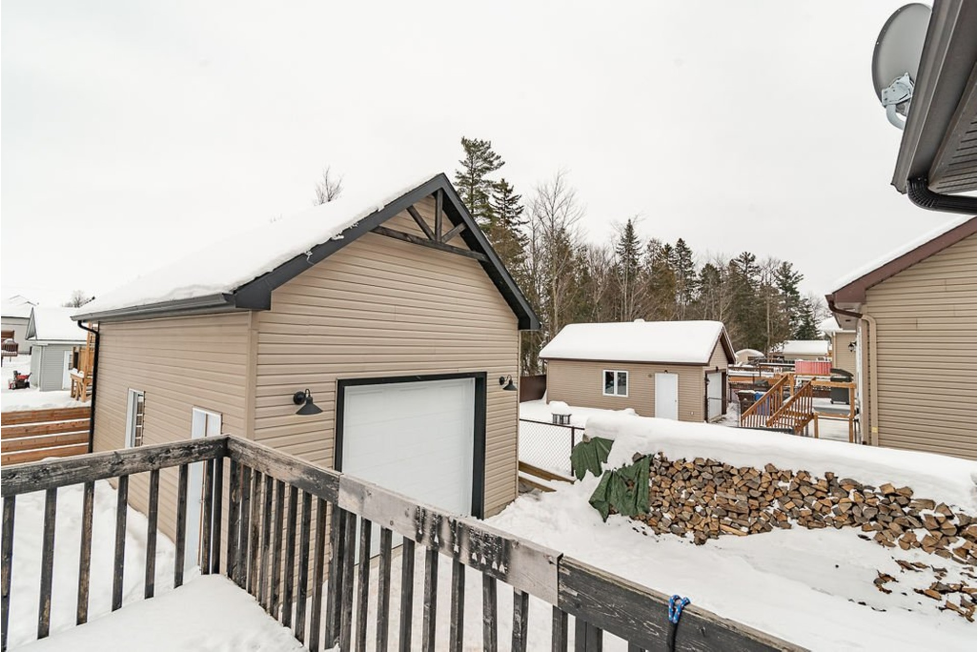image 58 - House For sale Saint-Lin/Laurentides - 10 rooms