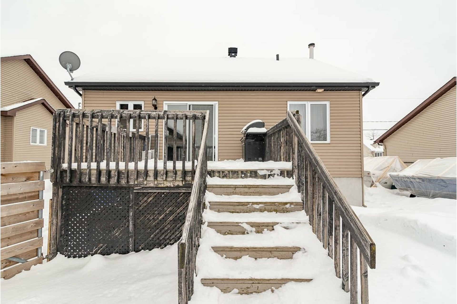 image 55 - House For sale Saint-Lin/Laurentides - 10 rooms