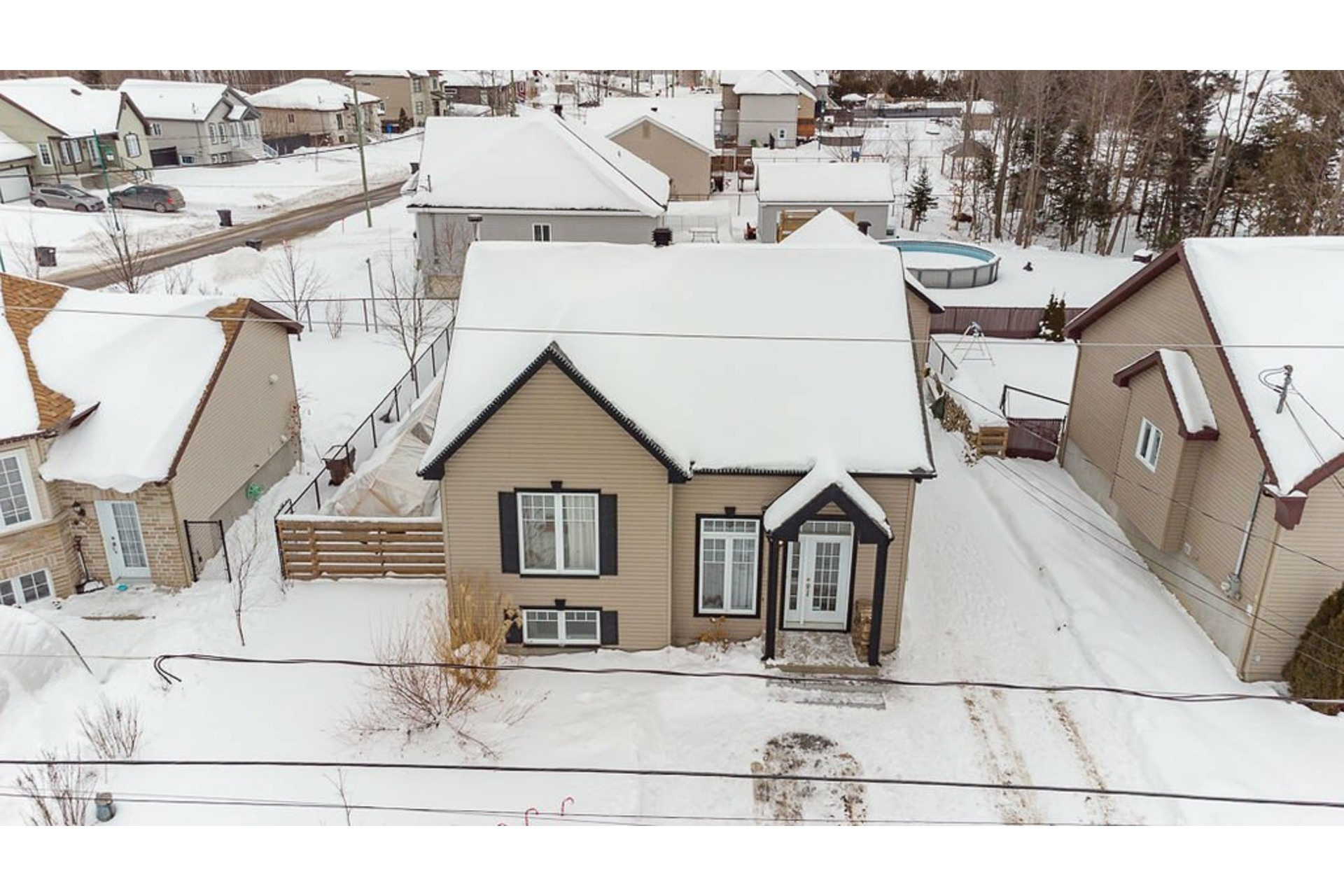 image 44 - House For sale Saint-Lin/Laurentides - 10 rooms