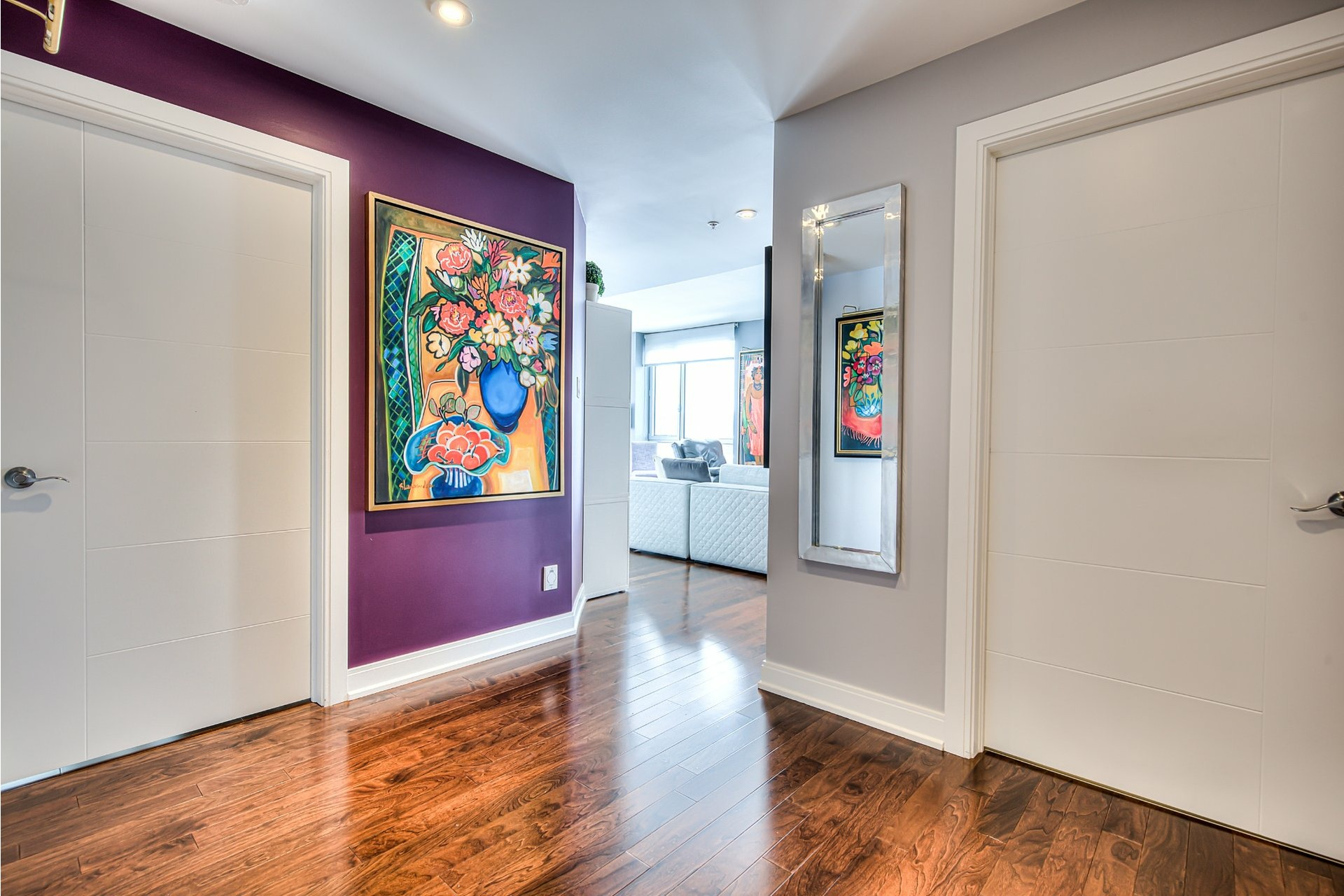 image 4 - Apartment For sale Chomedey Laval  - 9 rooms