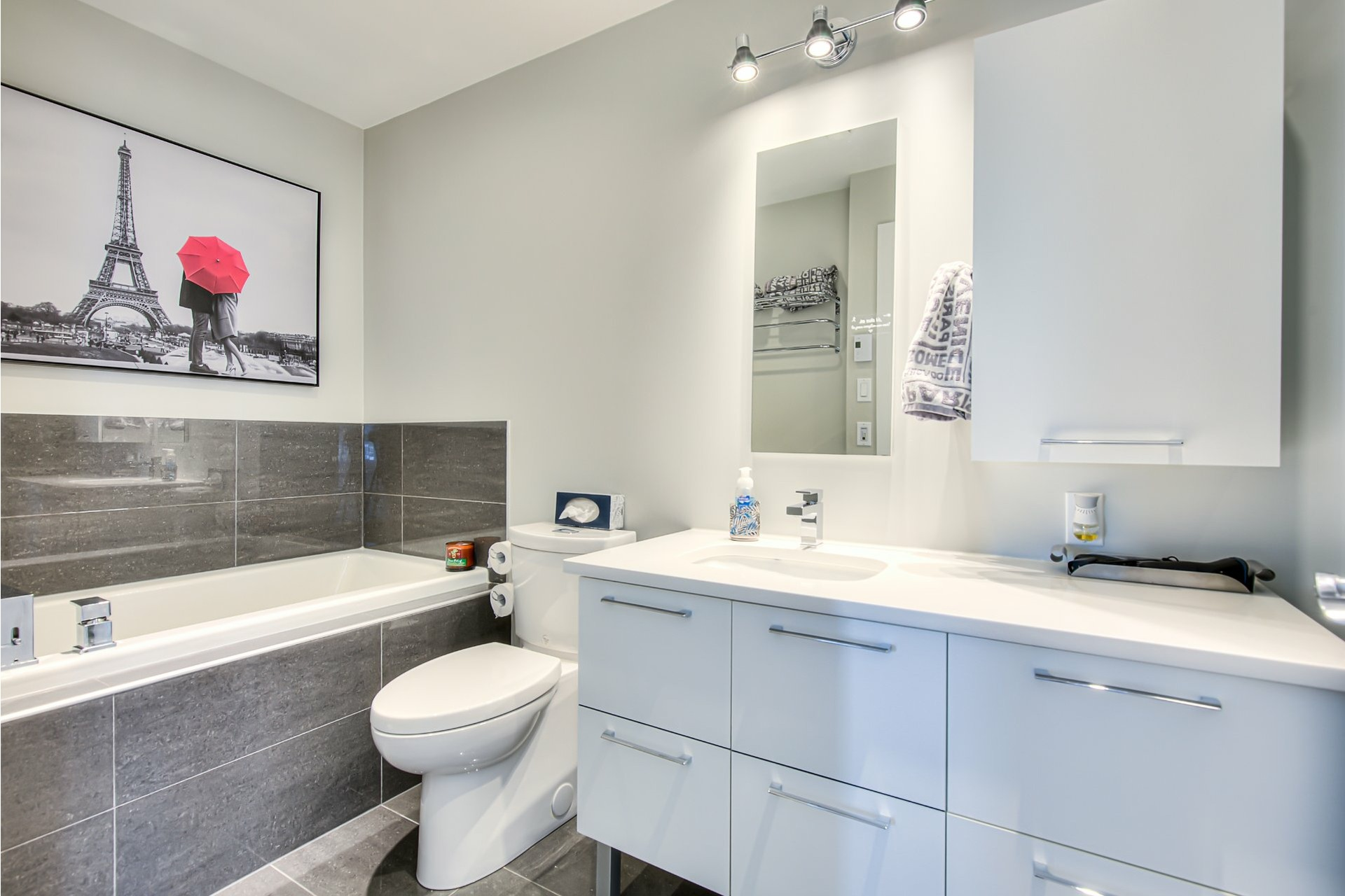 image 20 - Apartment For sale Chomedey Laval  - 9 rooms
