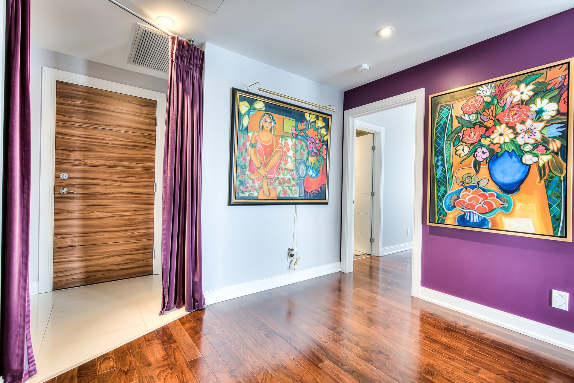 image 3 - Apartment For sale Chomedey Laval  - 9 rooms