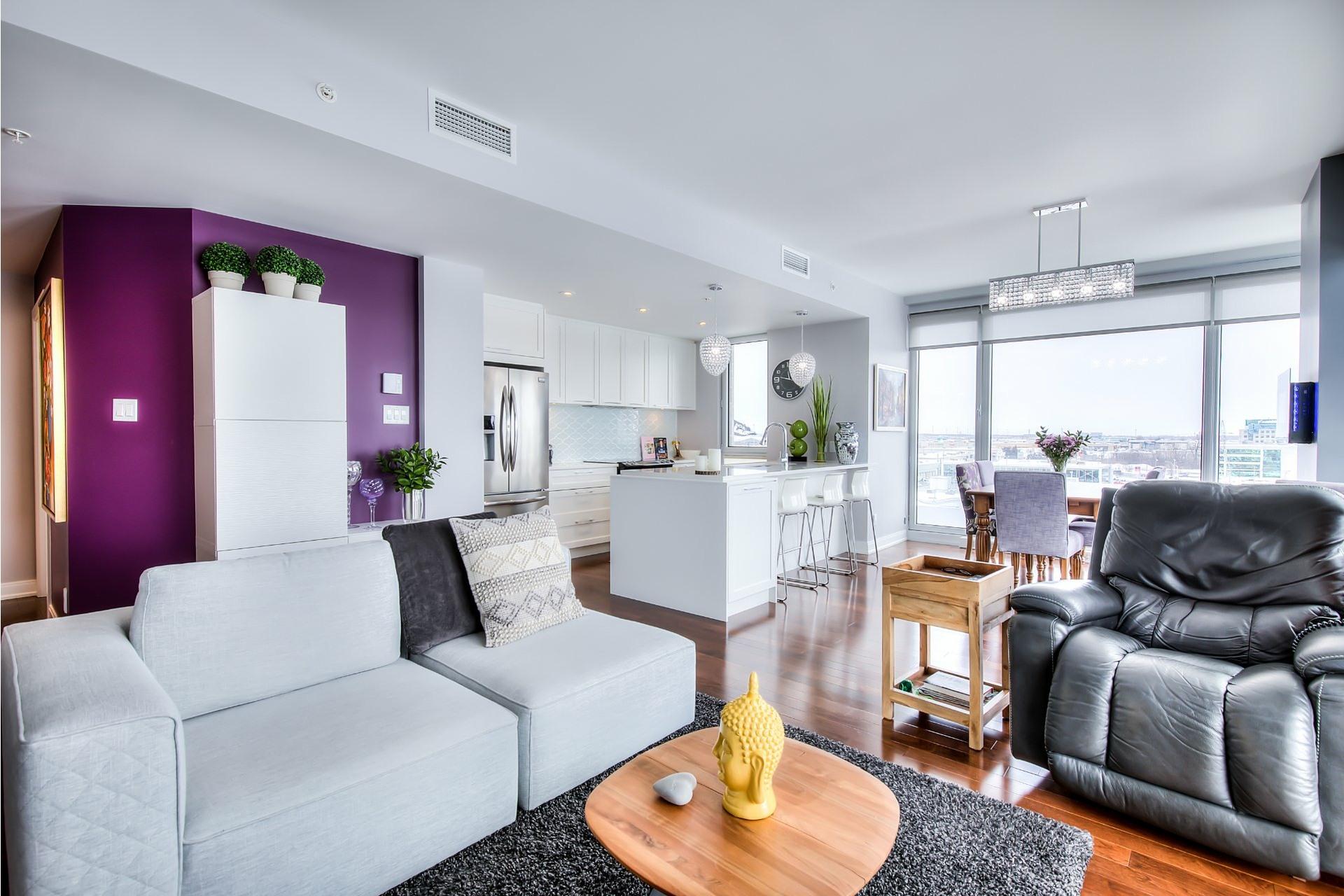 image 6 - Appartement À vendre Chomedey Laval  - 9 pièces