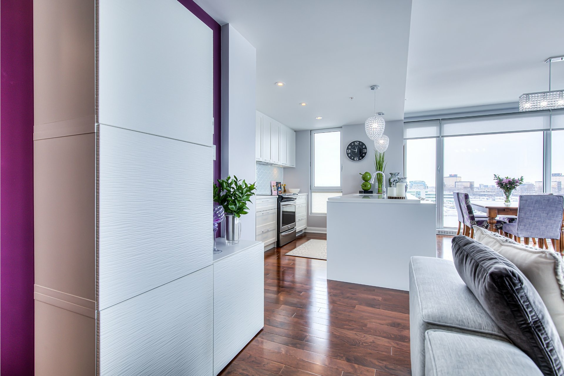 image 5 - Apartment For sale Chomedey Laval  - 9 rooms