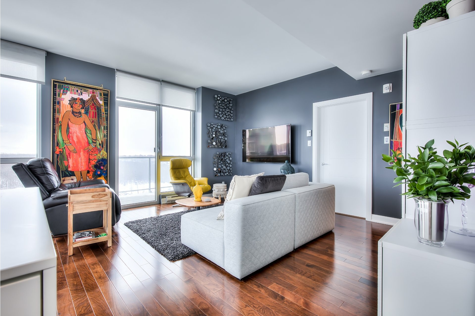 image 7 - Apartment For sale Chomedey Laval  - 9 rooms