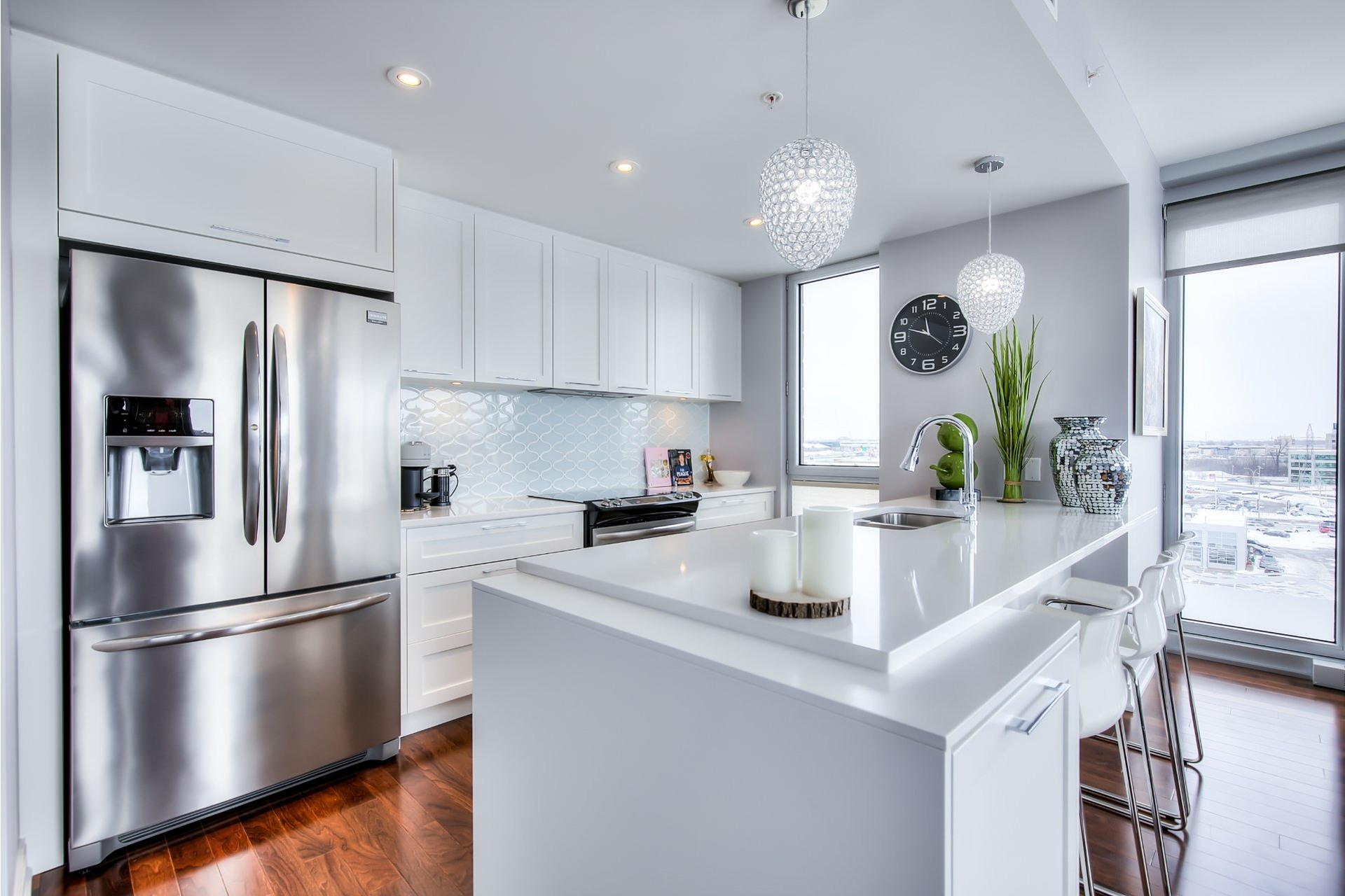 image 13 - Apartment For sale Chomedey Laval  - 9 rooms