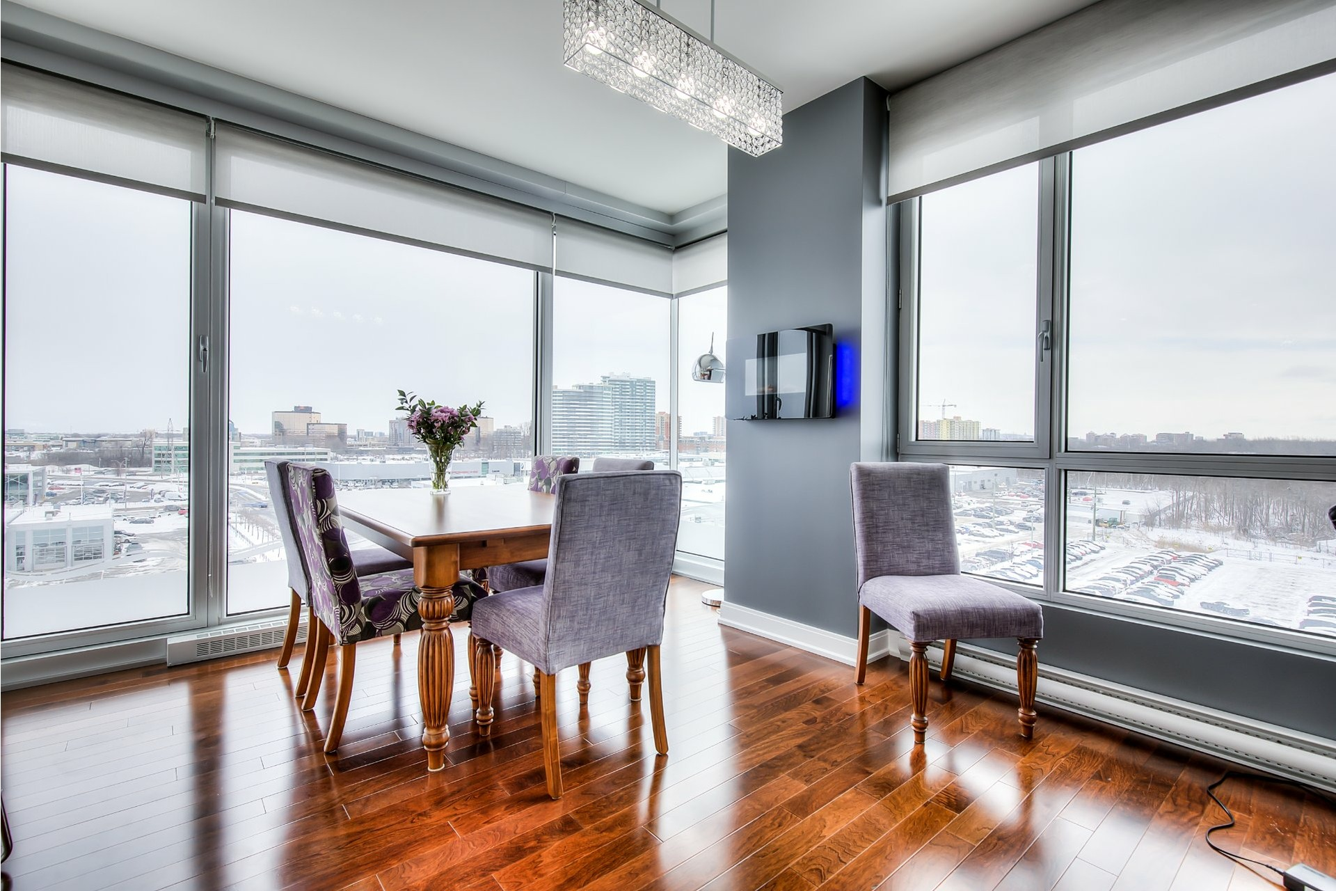 image 9 - Apartment For sale Chomedey Laval  - 9 rooms