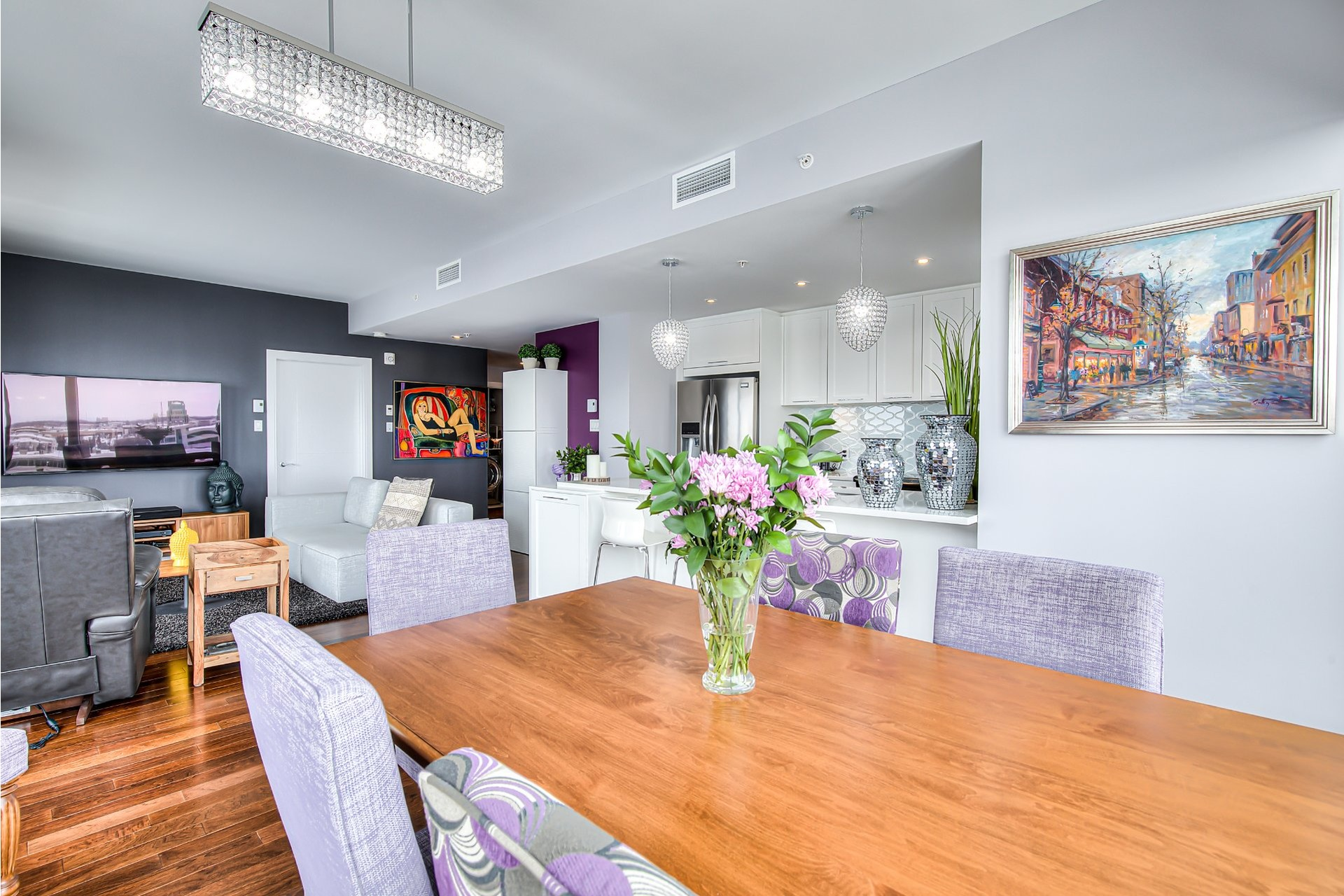 image 10 - Apartment For sale Chomedey Laval  - 9 rooms