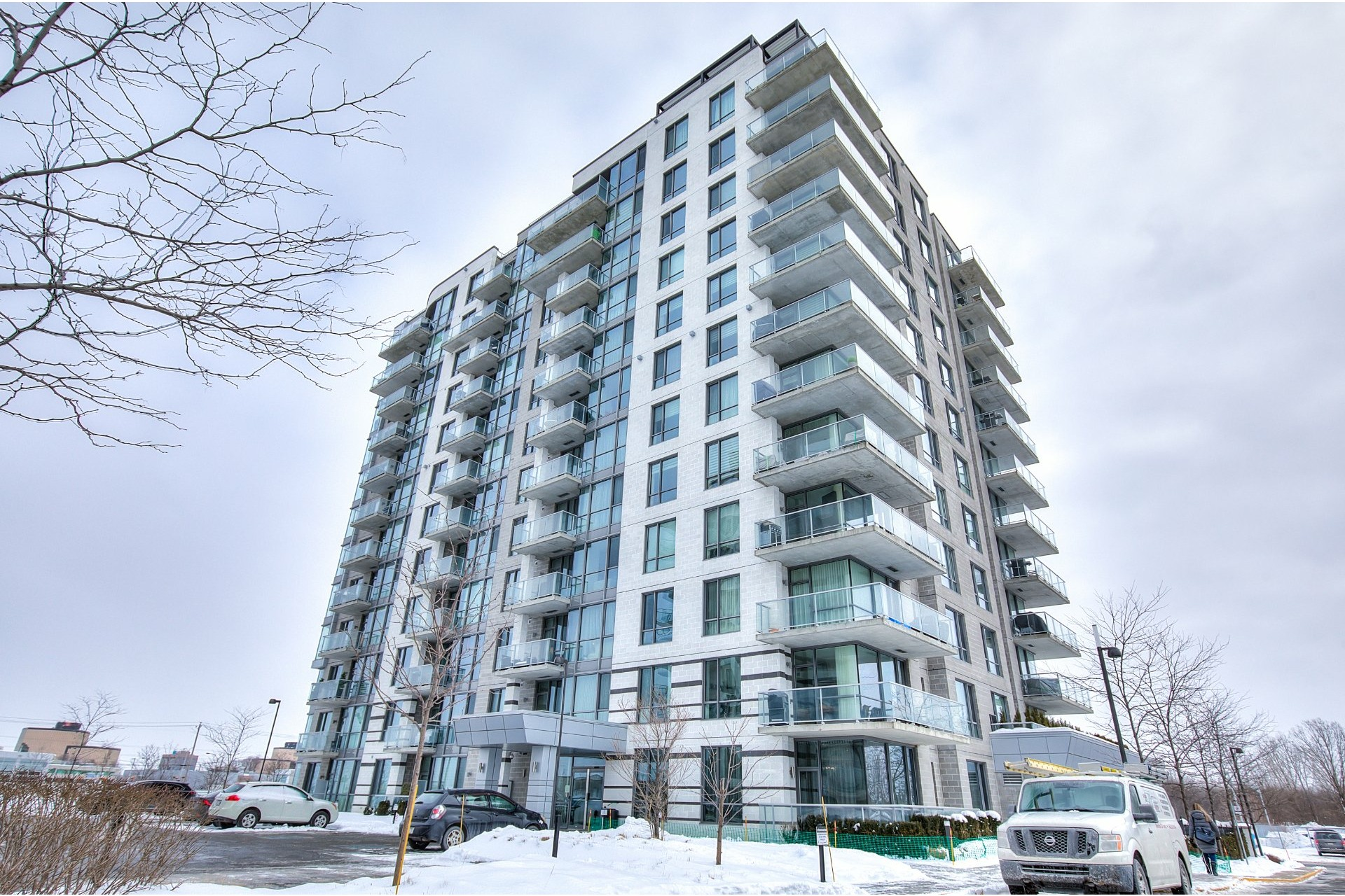 image 0 - Apartment For sale Chomedey Laval  - 9 rooms
