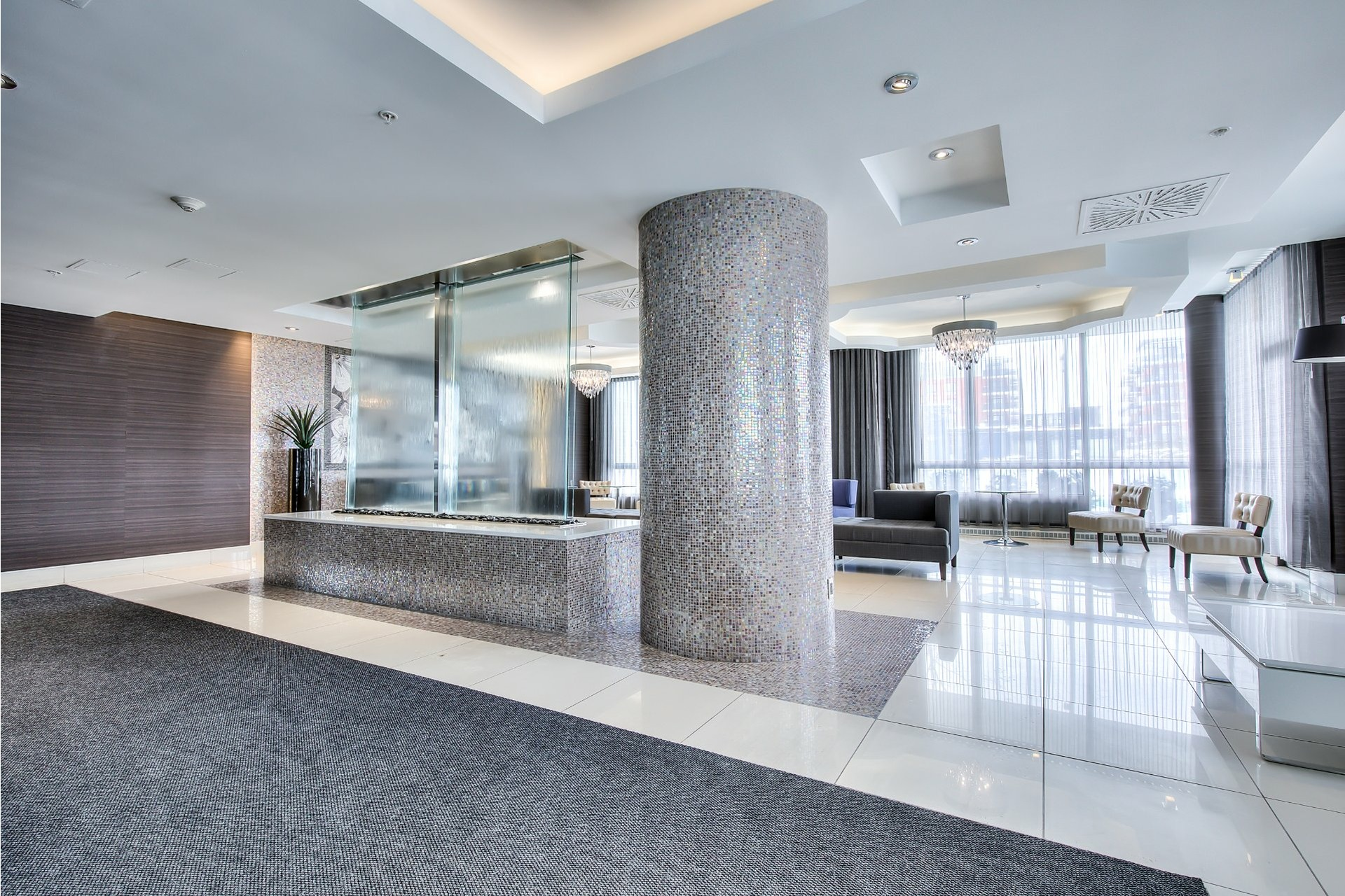 image 1 - Apartment For sale Chomedey Laval  - 9 rooms