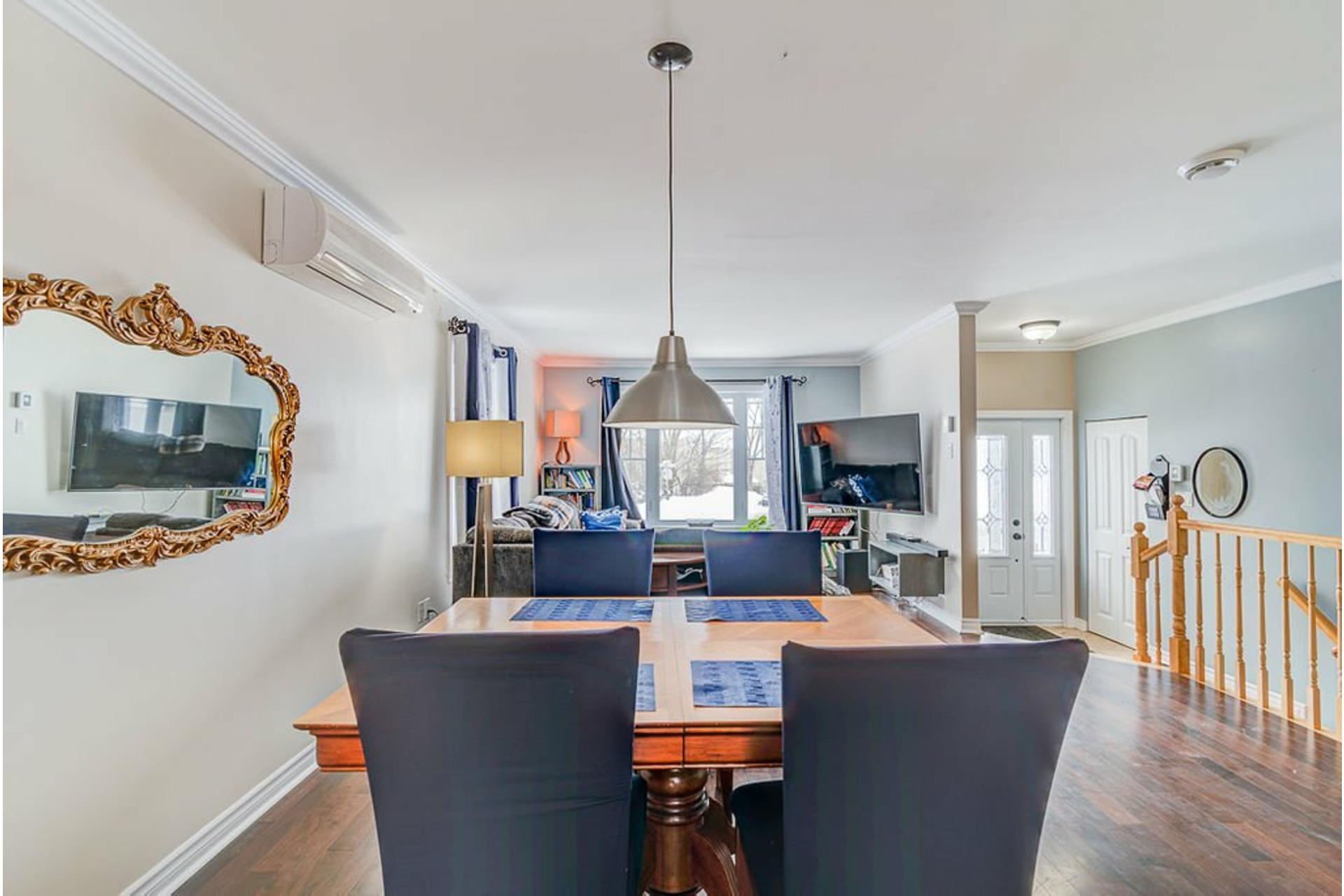 image 8 - House For sale Sainte-Anne-des-Plaines - 9 rooms