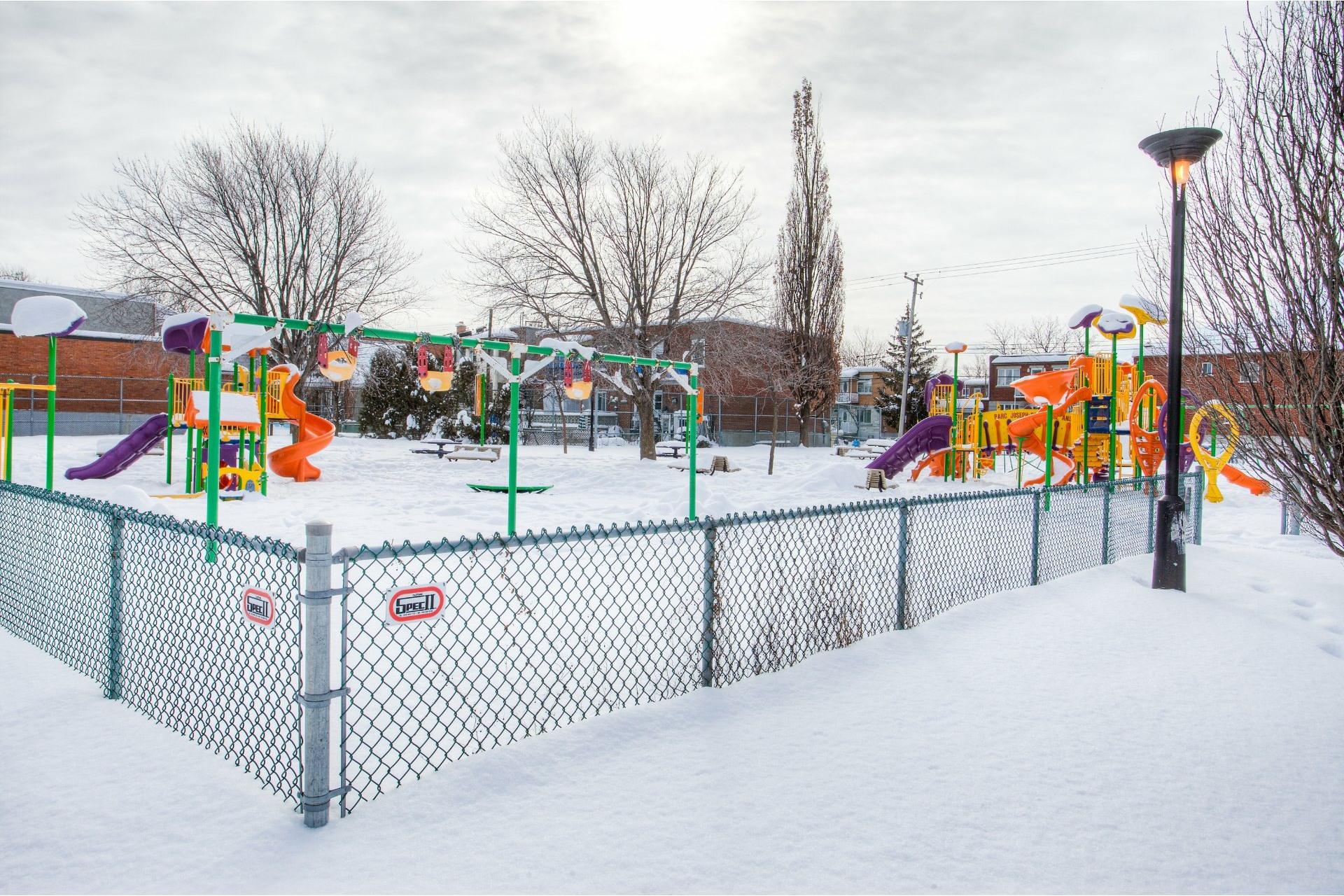 image 21 - Departamento Para alquiler Villeray/Saint-Michel/Parc-Extension Montréal  - 5 habitaciones