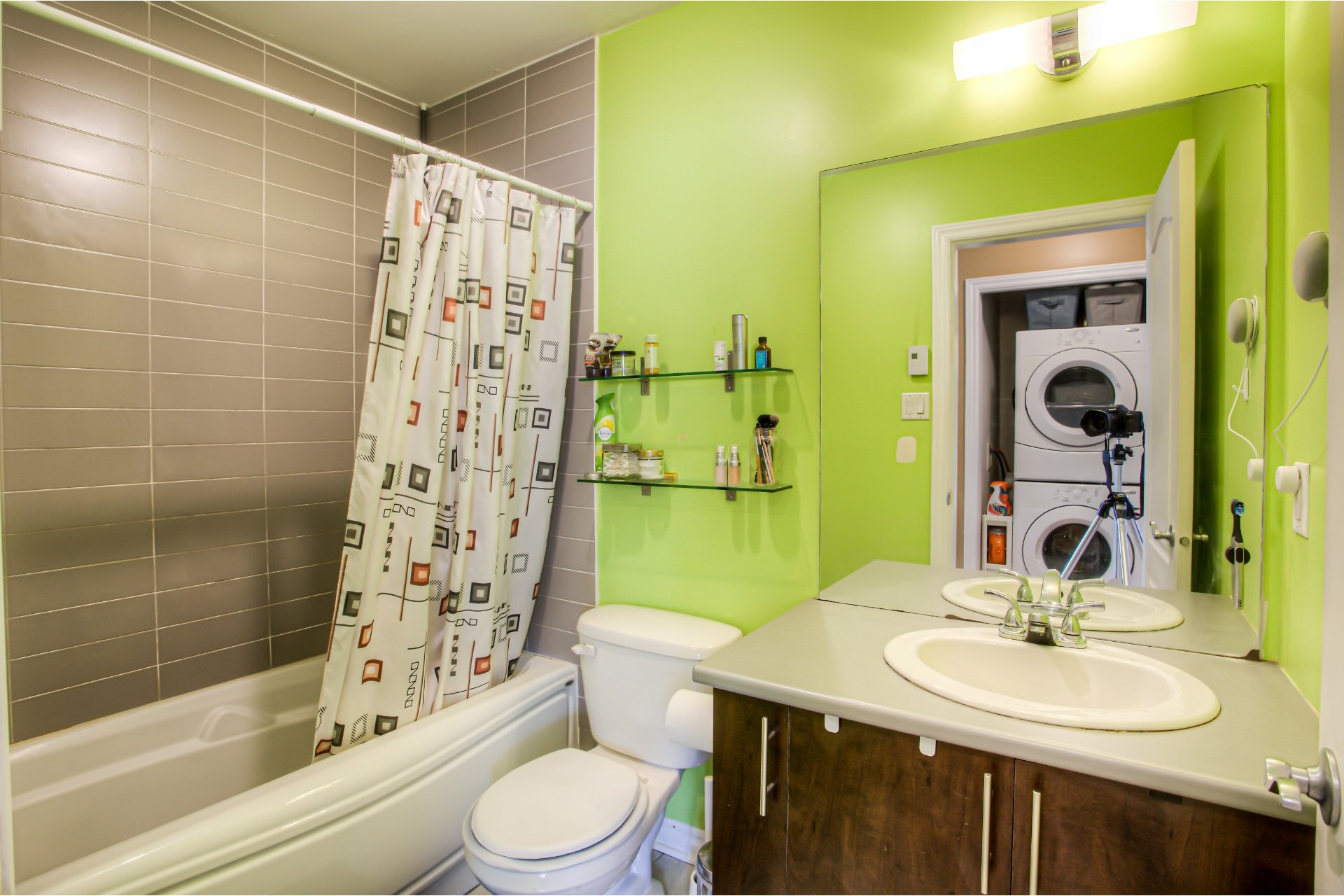 image 15 - Departamento Para alquiler Villeray/Saint-Michel/Parc-Extension Montréal  - 5 habitaciones
