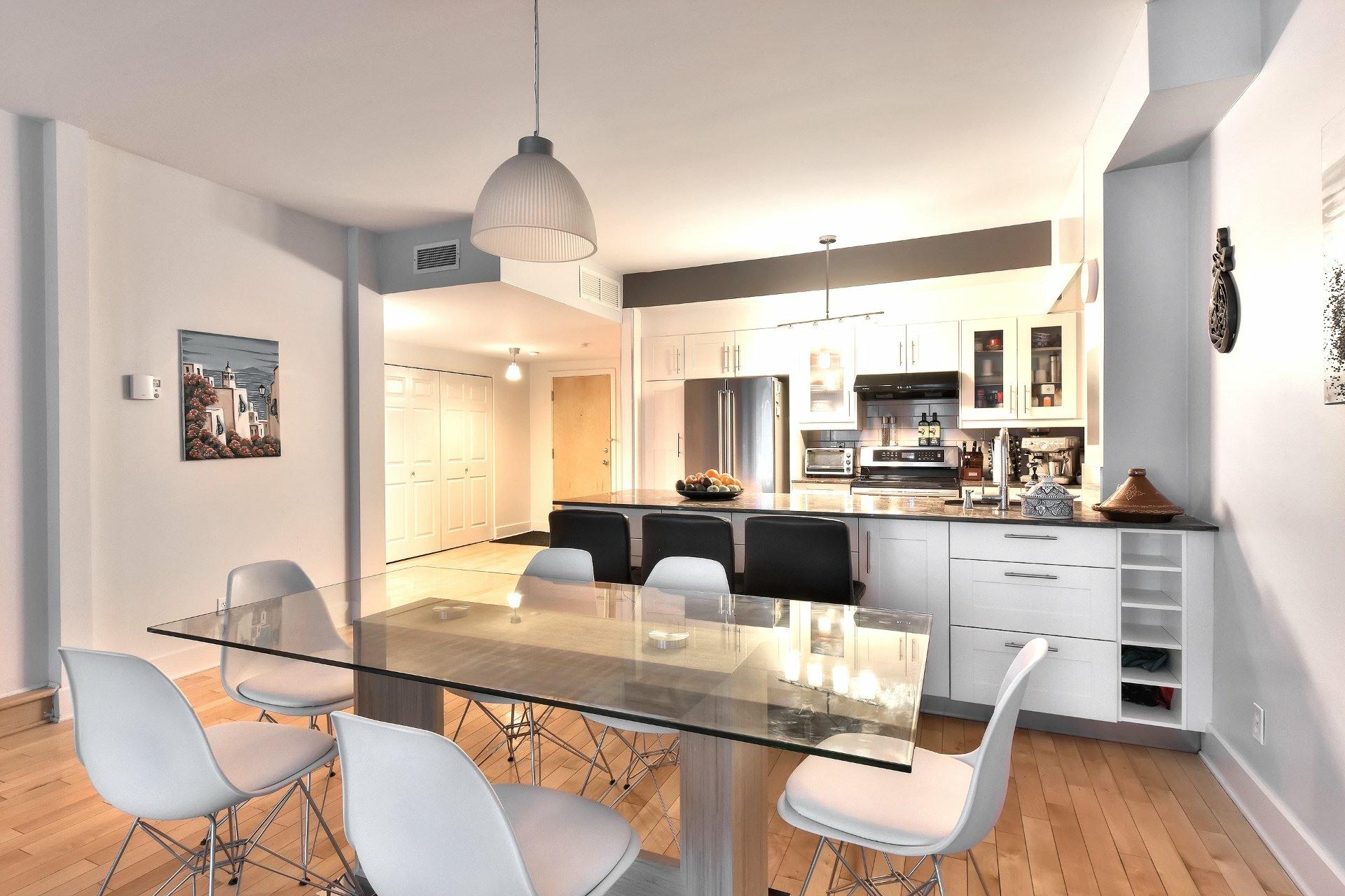image 5 - Appartement À vendre Ville-Marie Montréal  - 9 pièces