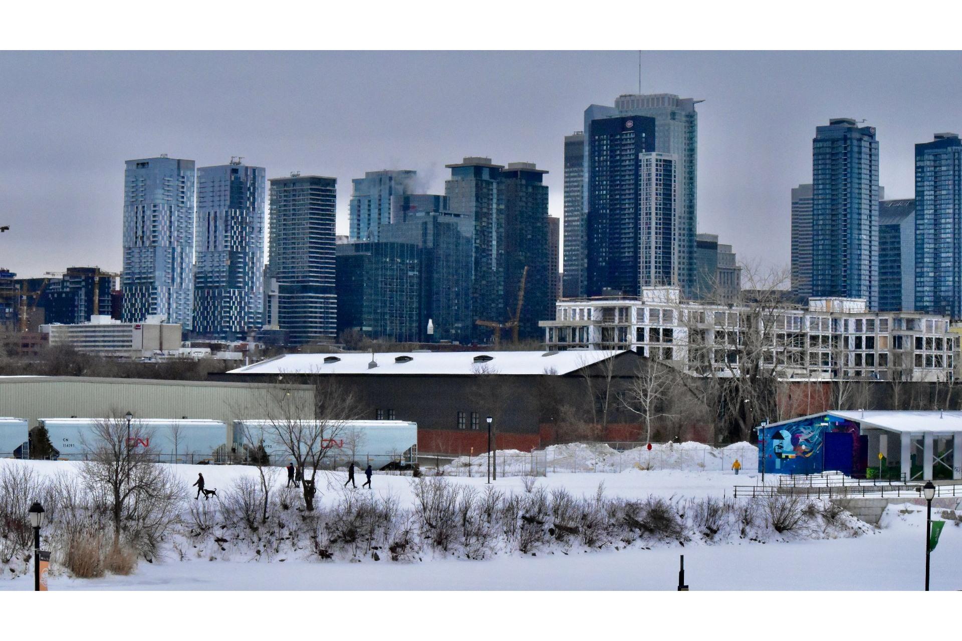 image 28 - Apartment For rent Le Sud-Ouest Montréal  - 6 rooms