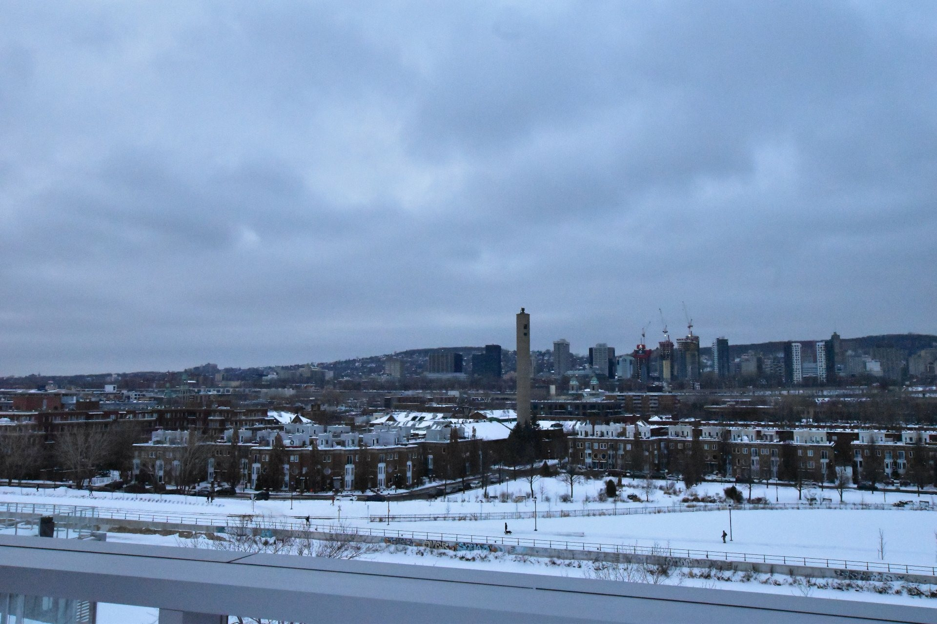 image 29 - Apartment For rent Le Sud-Ouest Montréal  - 6 rooms