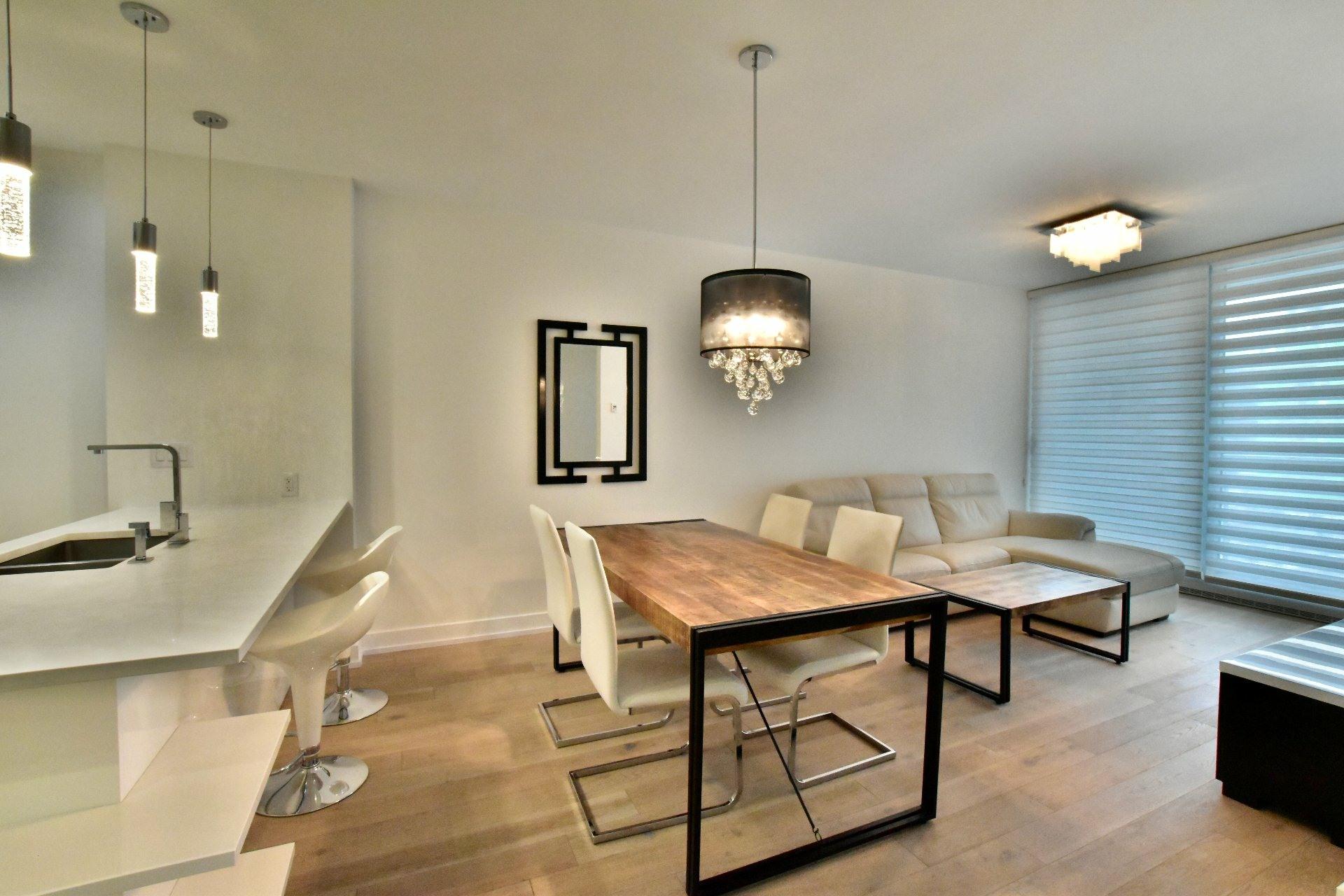 image 3 - Apartment For rent Le Sud-Ouest Montréal  - 6 rooms