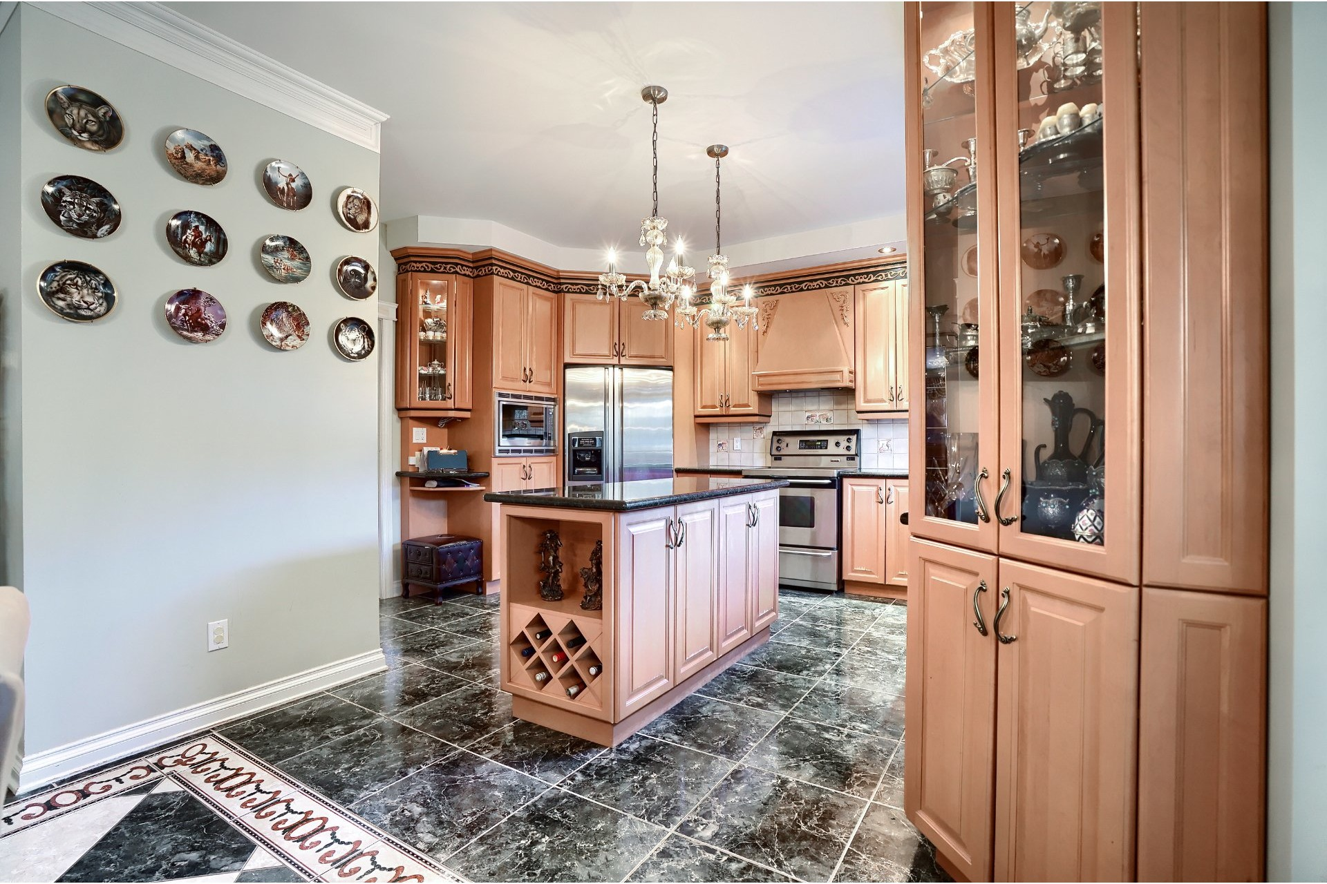 image 7 - House For sale Brossard - 16 rooms