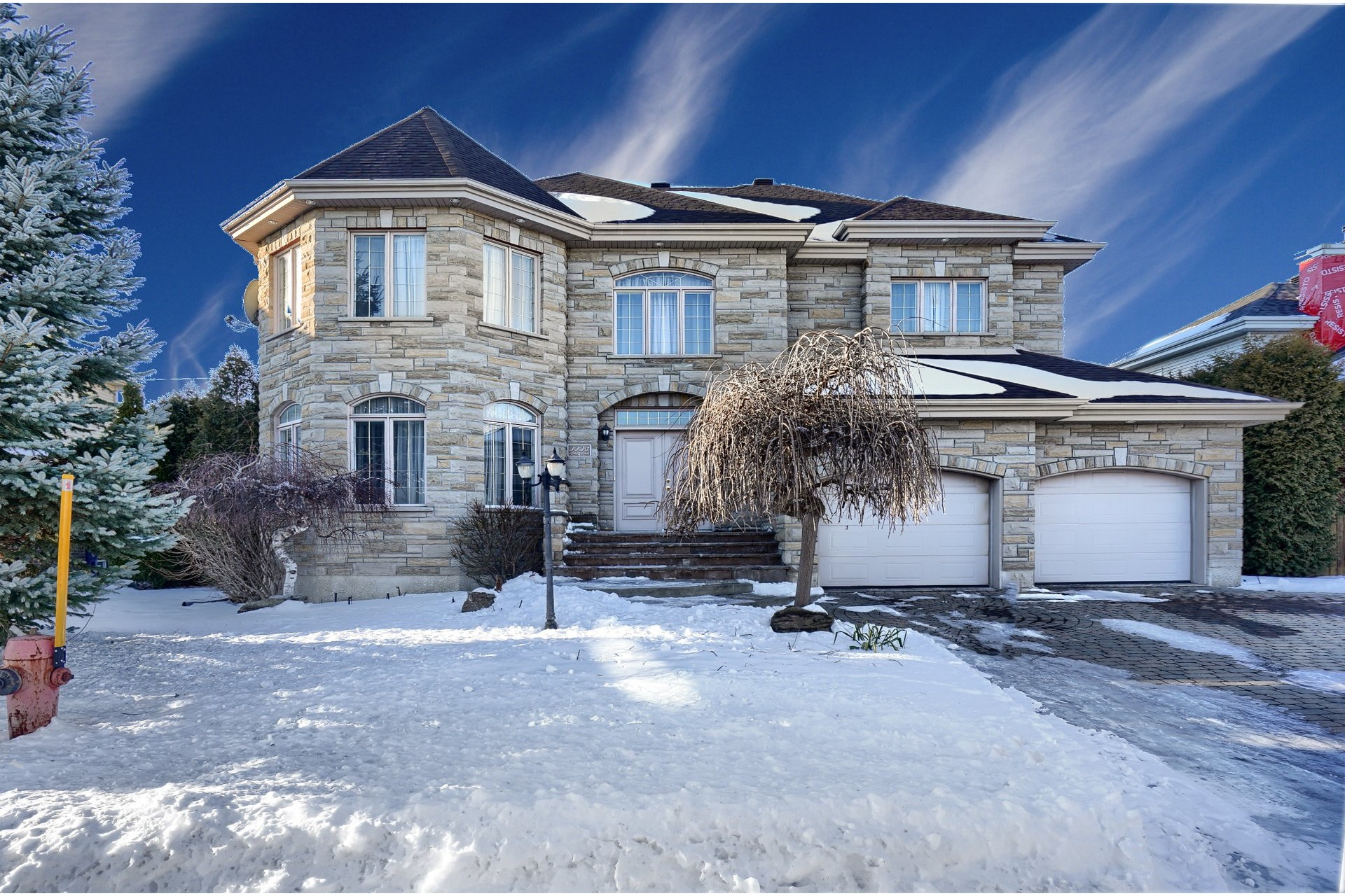 image 1 - House For sale Brossard - 16 rooms