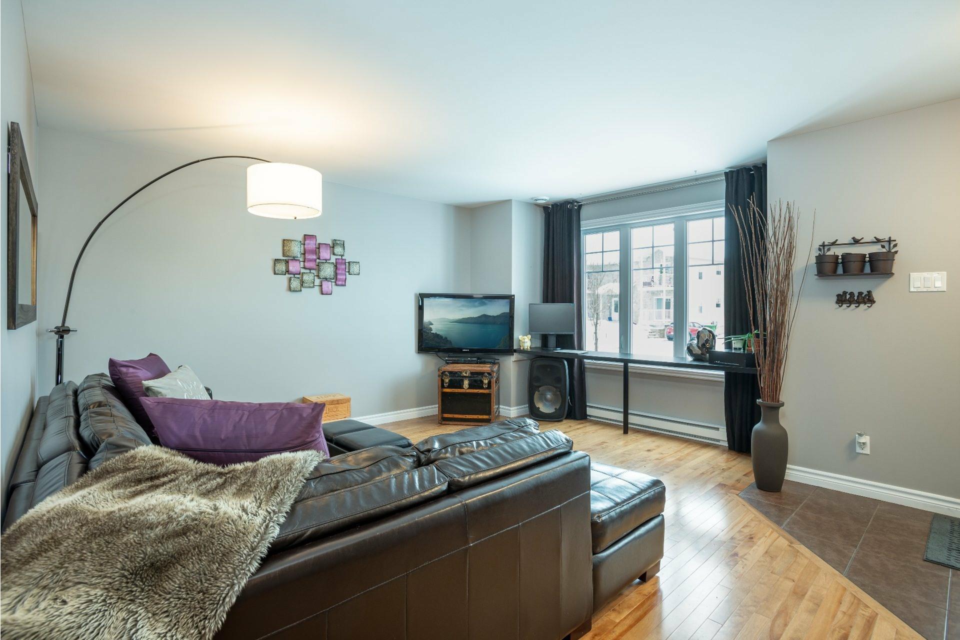 image 8 - Appartement À vendre Charlesbourg Québec  - 9 pièces