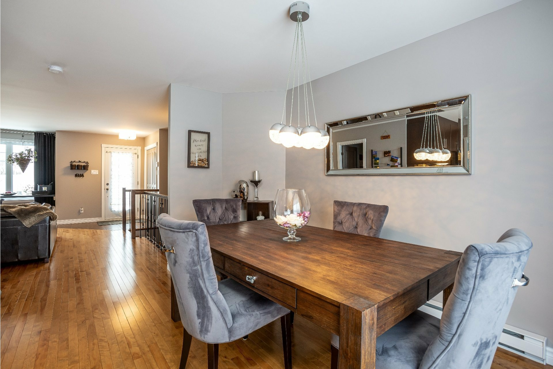 image 4 - Appartement À vendre Charlesbourg Québec  - 9 pièces