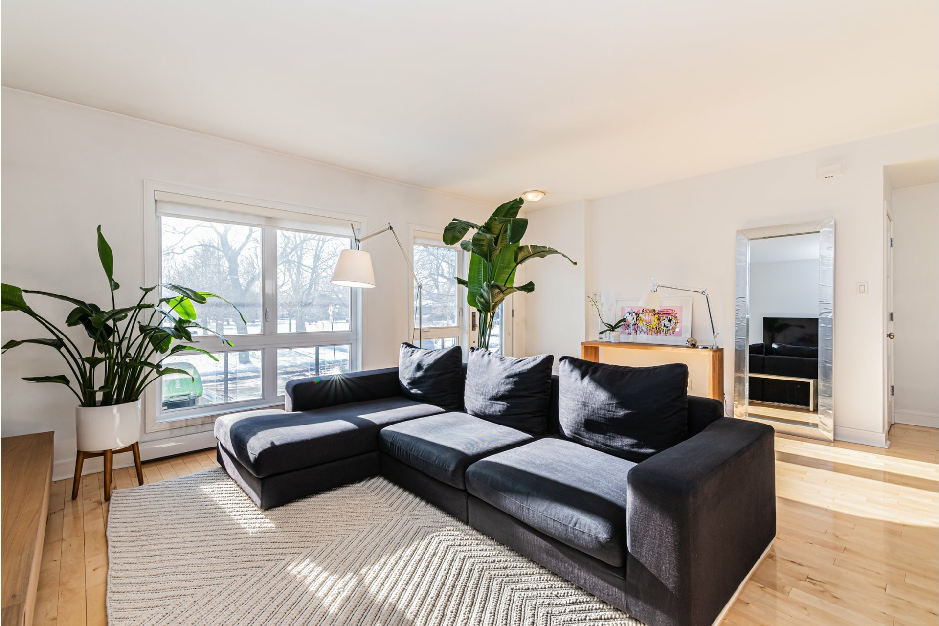image 12 - Apartment For sale Le Sud-Ouest Montréal  - 5 rooms