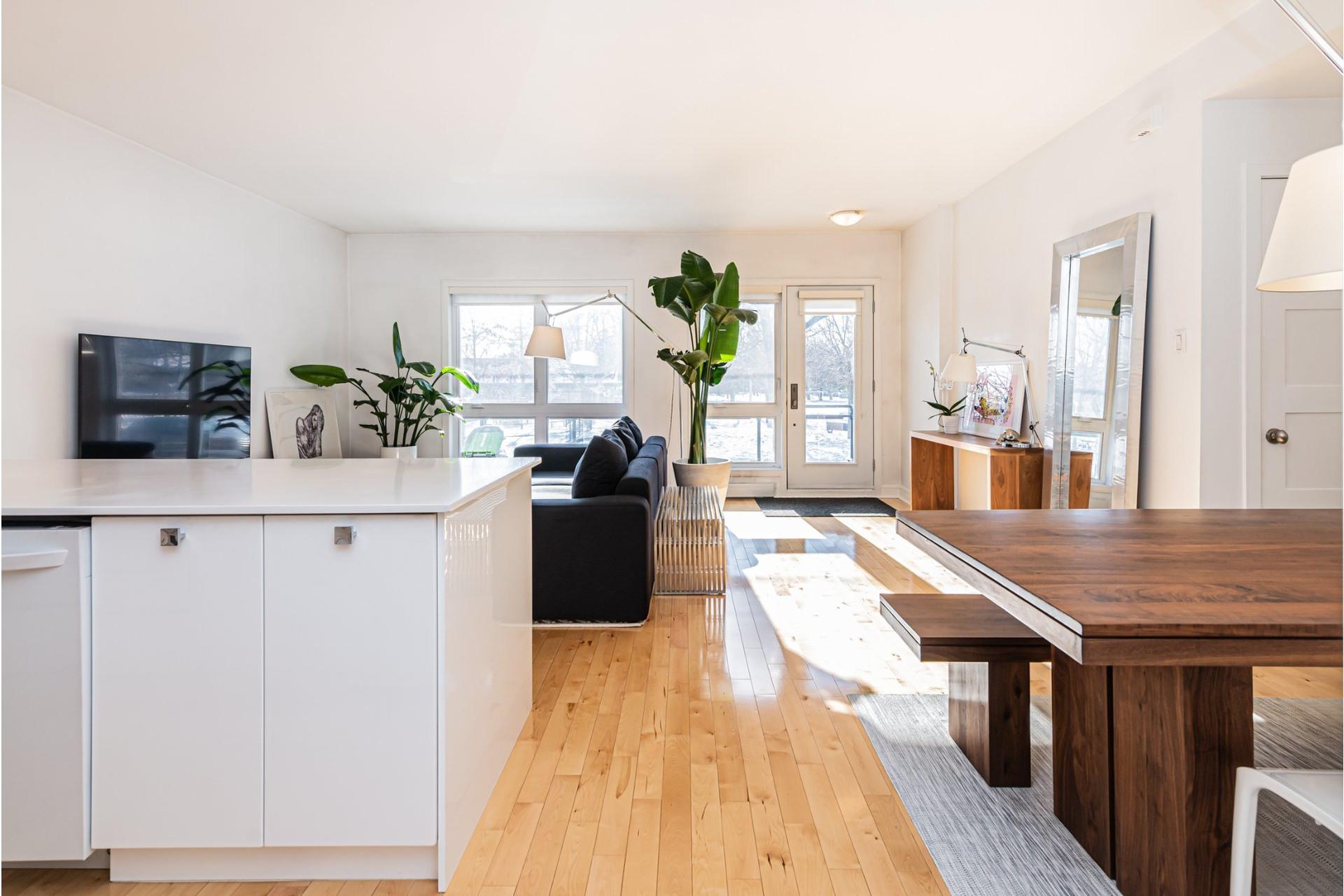 image 6 - Apartment For sale Le Sud-Ouest Montréal  - 5 rooms