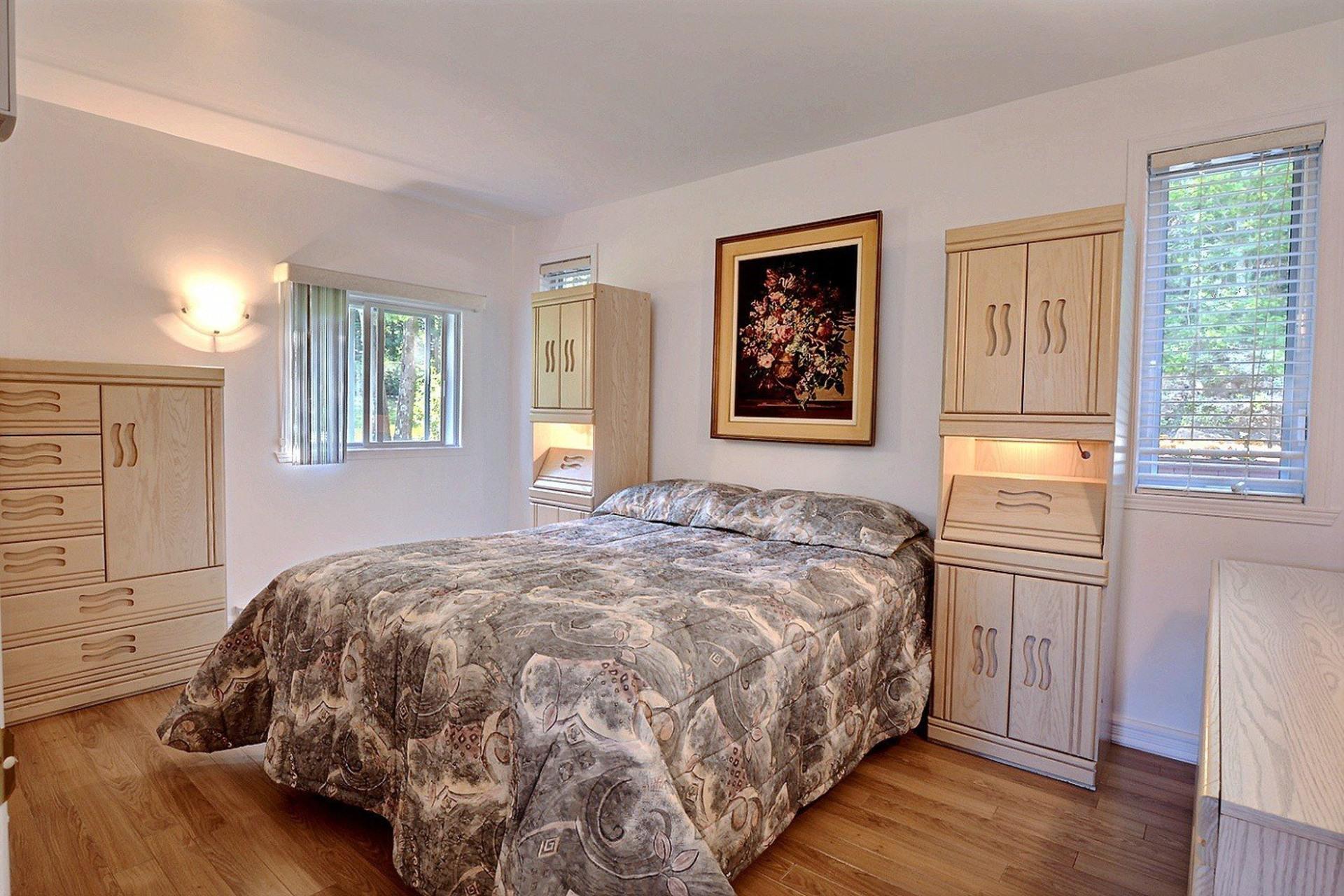 image 11 - House For sale Saint-Alphonse-Rodriguez - 7 rooms