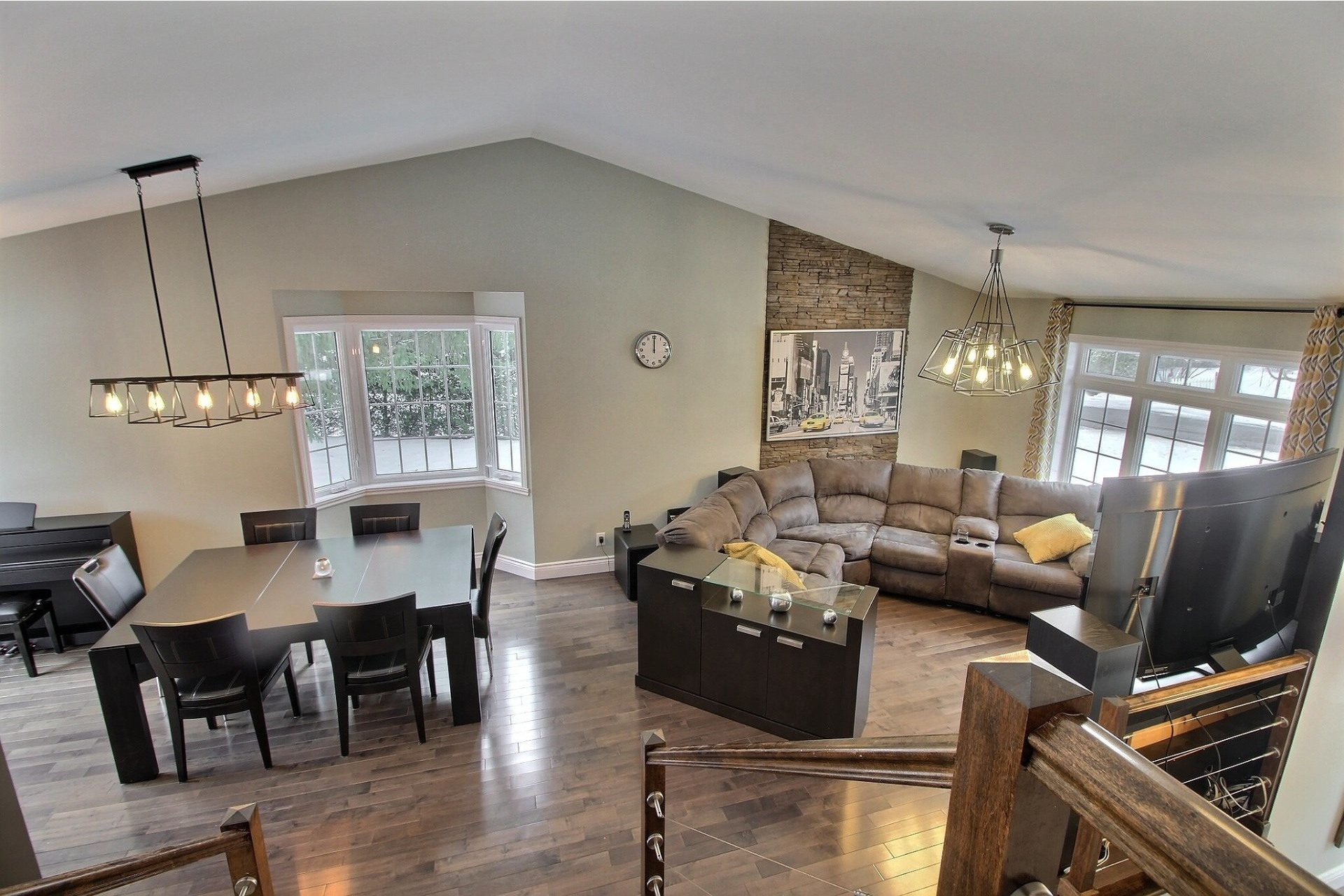 image 19 - House For sale Notre-Dame-des-Prairies - 13 rooms