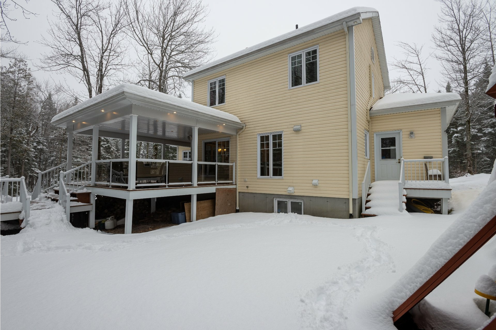 image 7 - House For sale Charlesbourg Québec  - 13 rooms