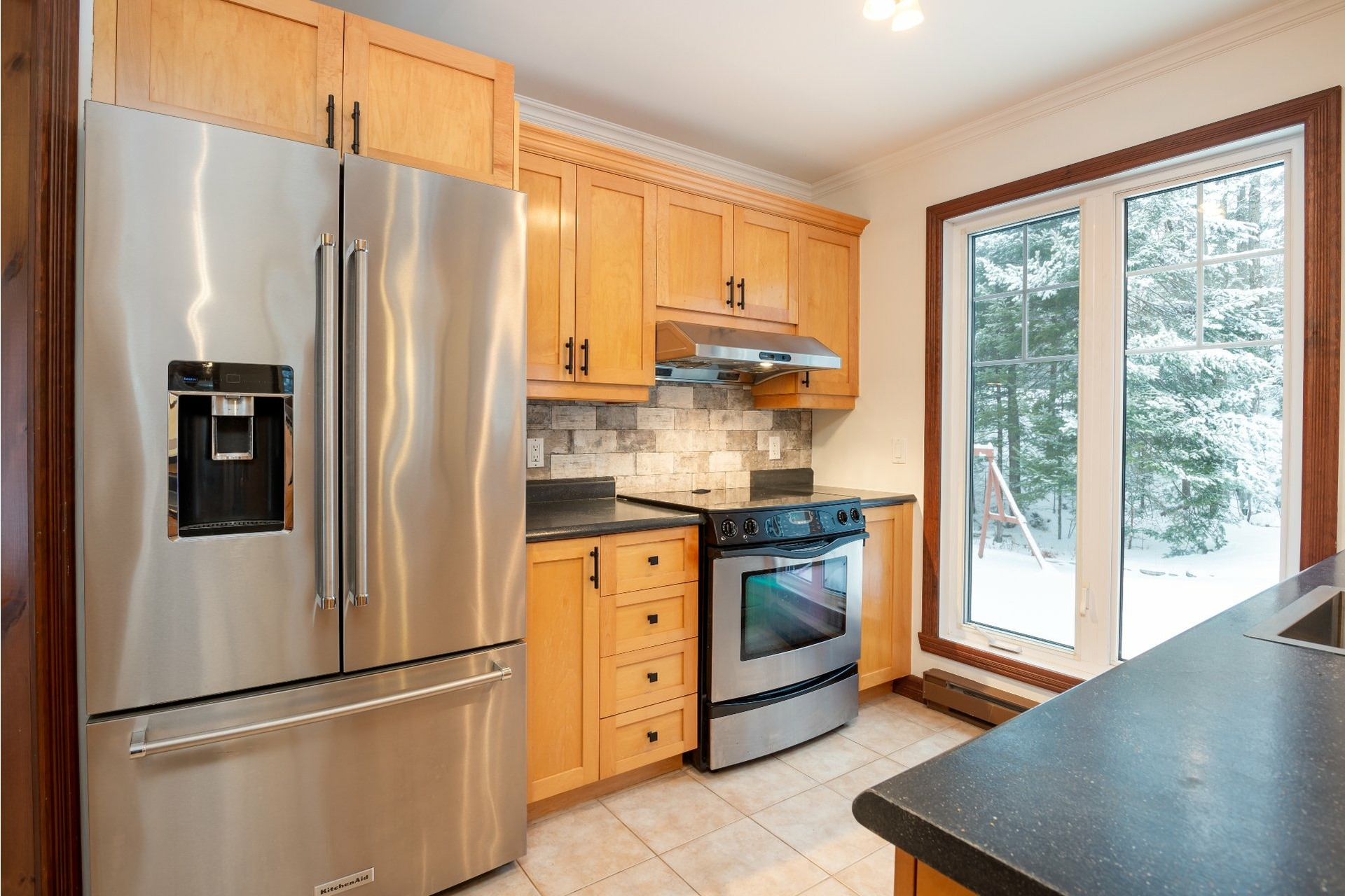image 23 - House For sale Charlesbourg Québec  - 13 rooms