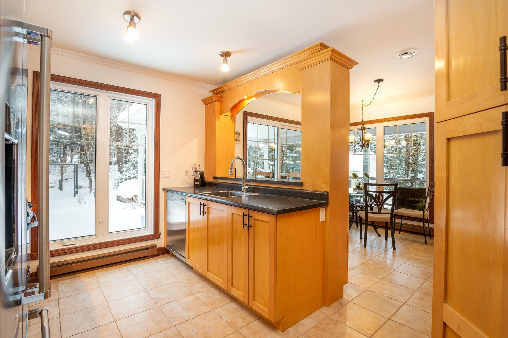 image 24 - House For sale Charlesbourg Québec  - 13 rooms