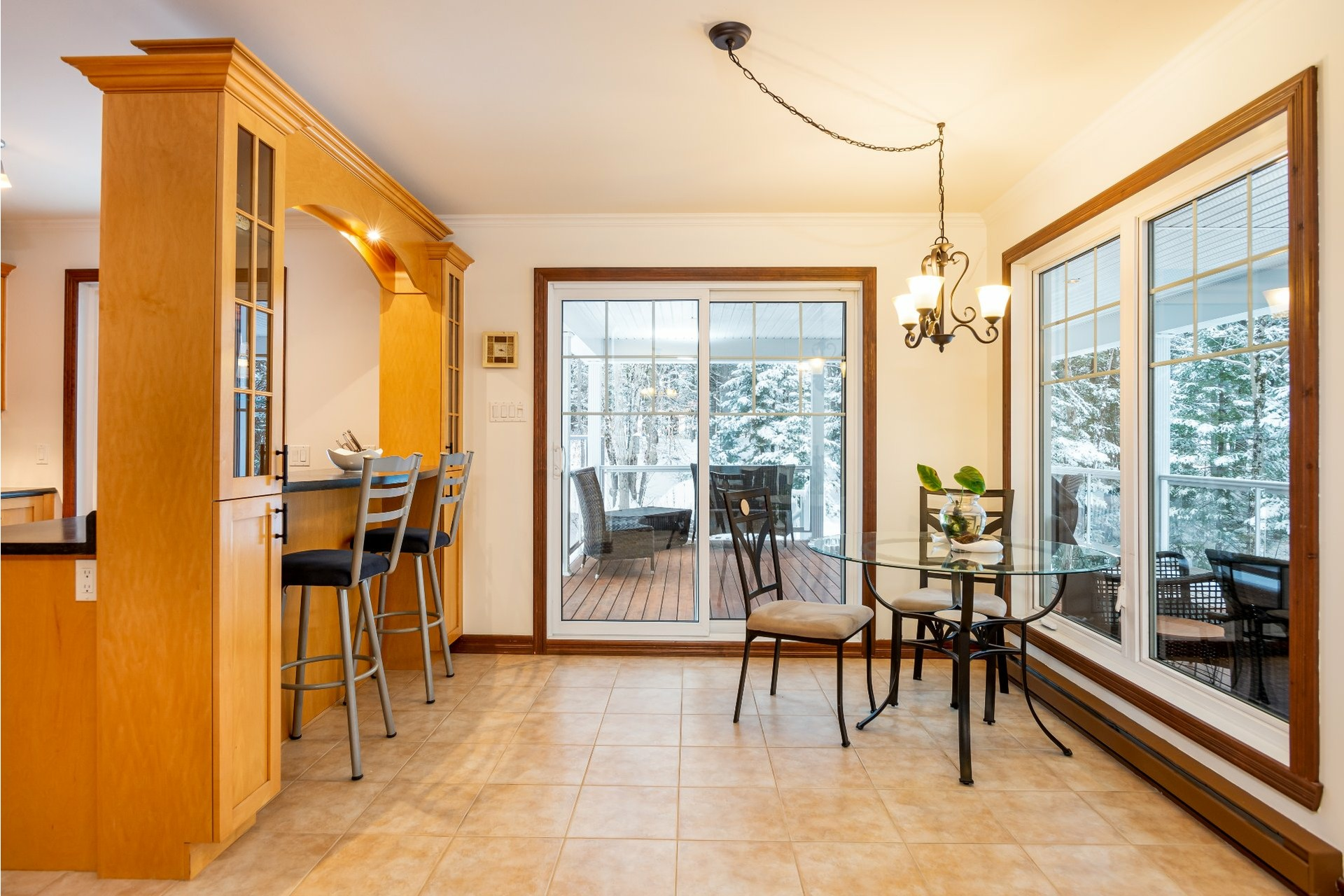 image 20 - House For sale Charlesbourg Québec  - 13 rooms