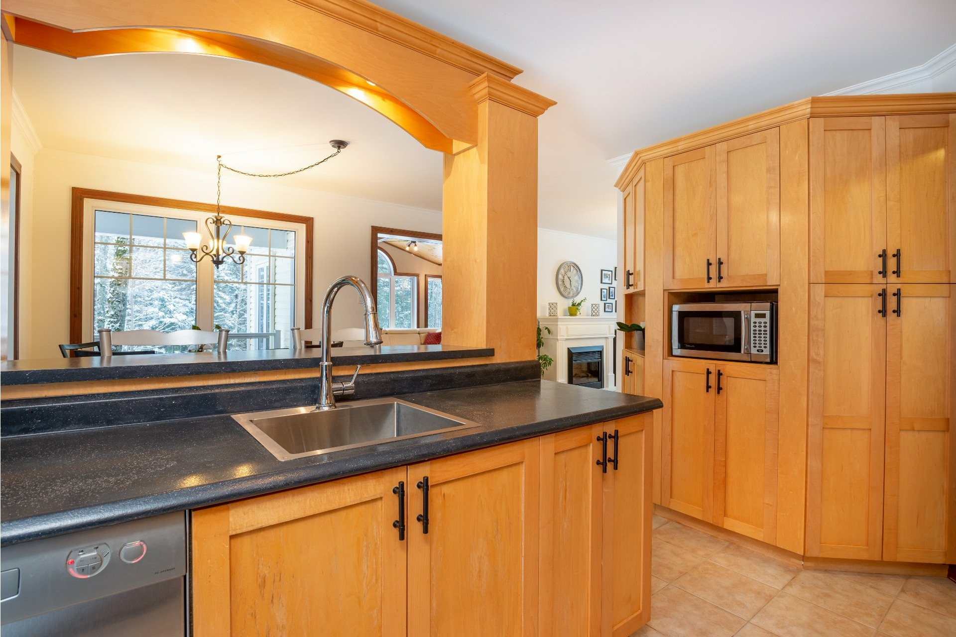 image 25 - House For sale Charlesbourg Québec  - 13 rooms