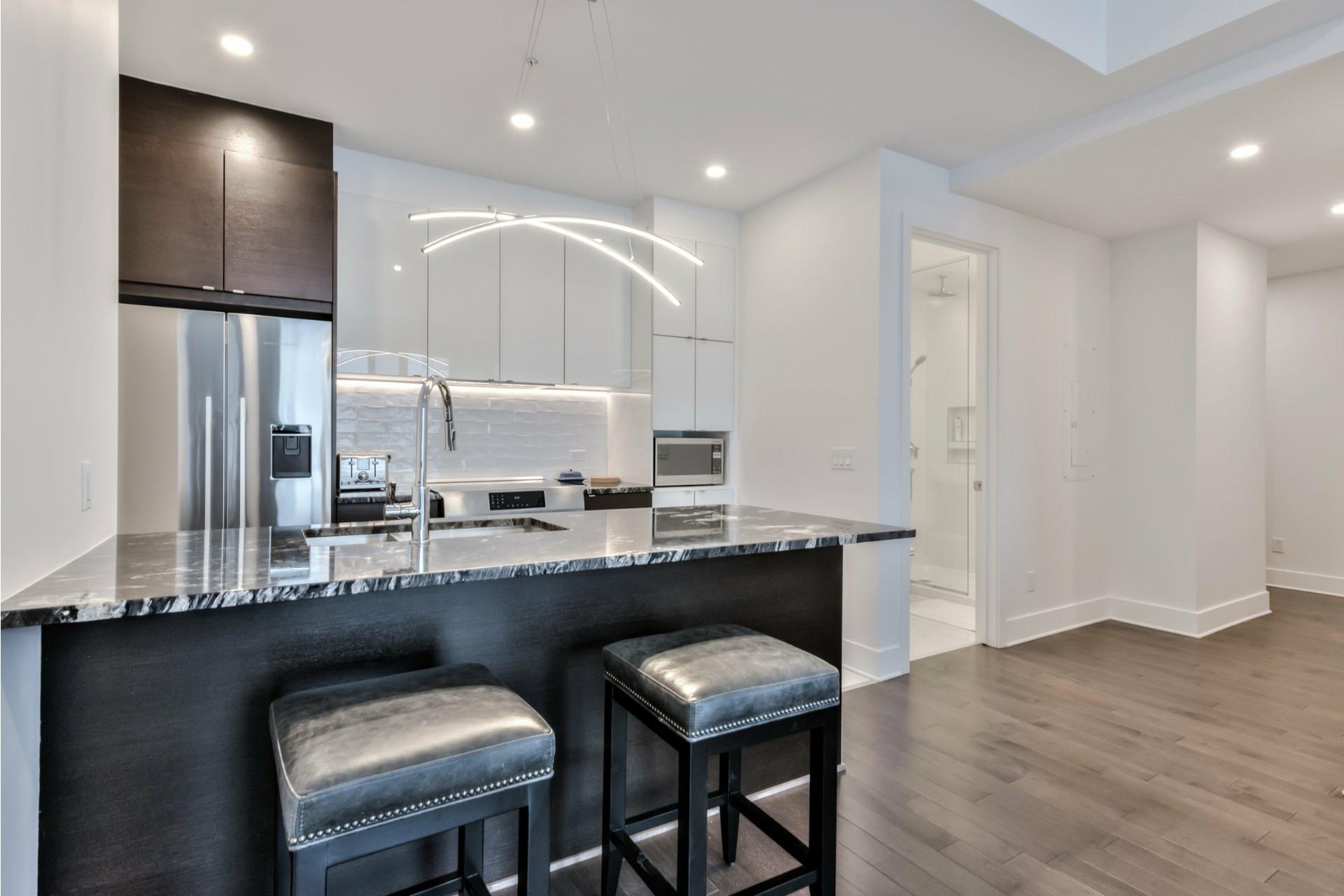 image 6 - Apartment For sale Côte-des-Neiges/Notre-Dame-de-Grâce Montréal  - 4 rooms