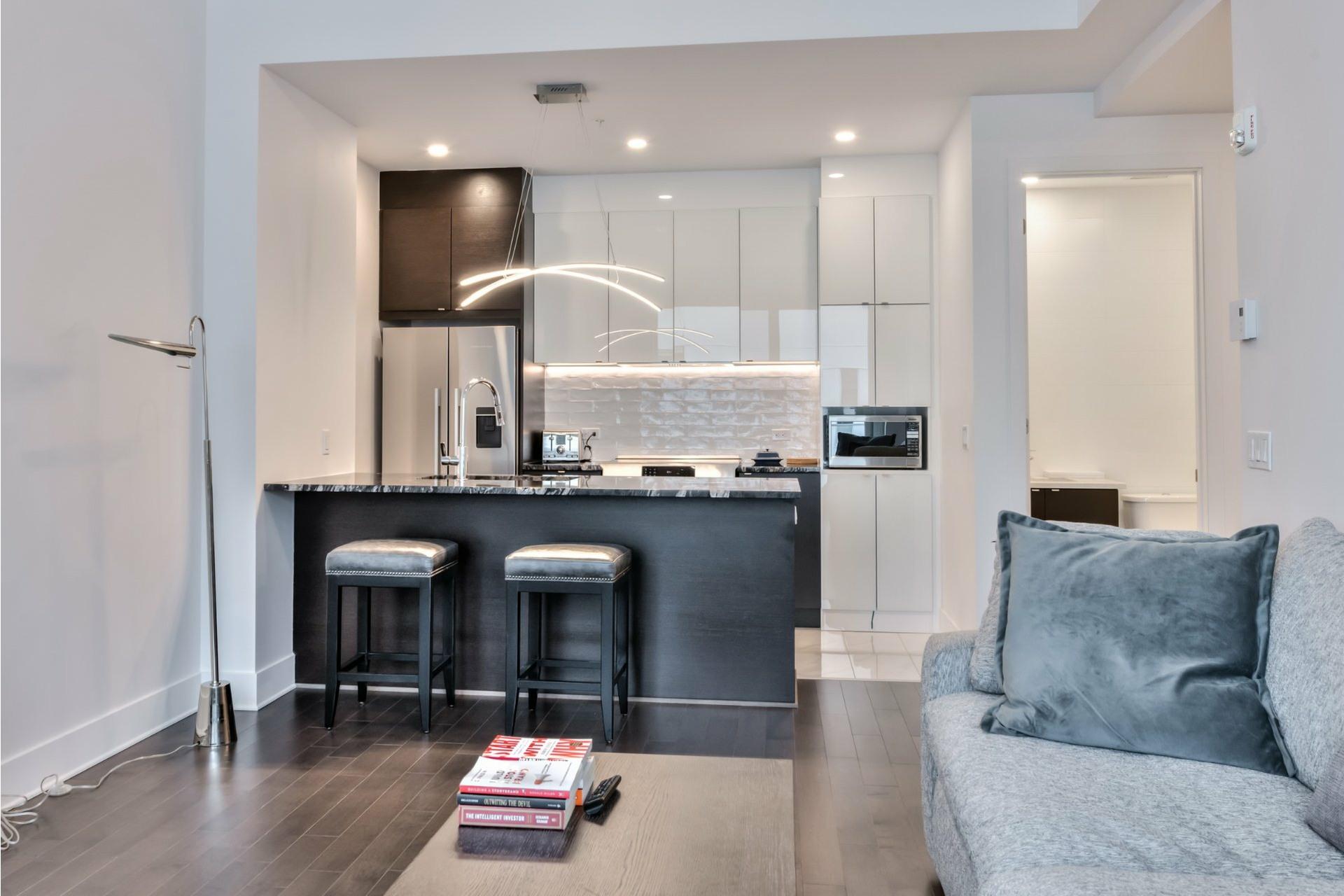 image 5 - Apartment For sale Côte-des-Neiges/Notre-Dame-de-Grâce Montréal  - 4 rooms