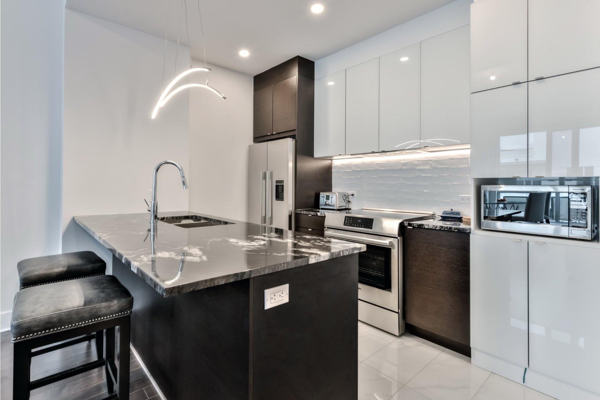 image 7 - Apartment For sale Côte-des-Neiges/Notre-Dame-de-Grâce Montréal  - 4 rooms