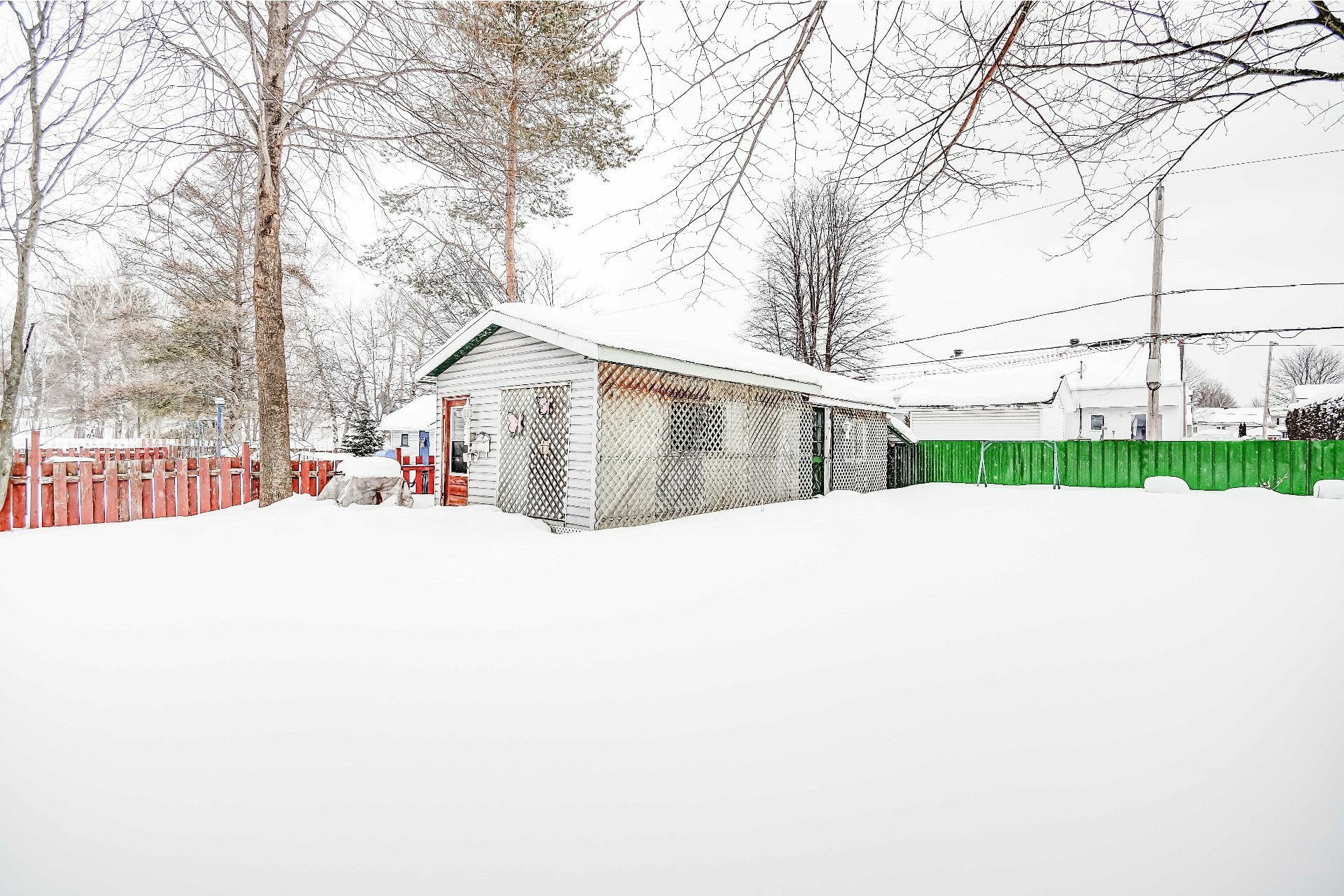 image 31 - Maison À vendre Trois-Rivières - 11 pièces