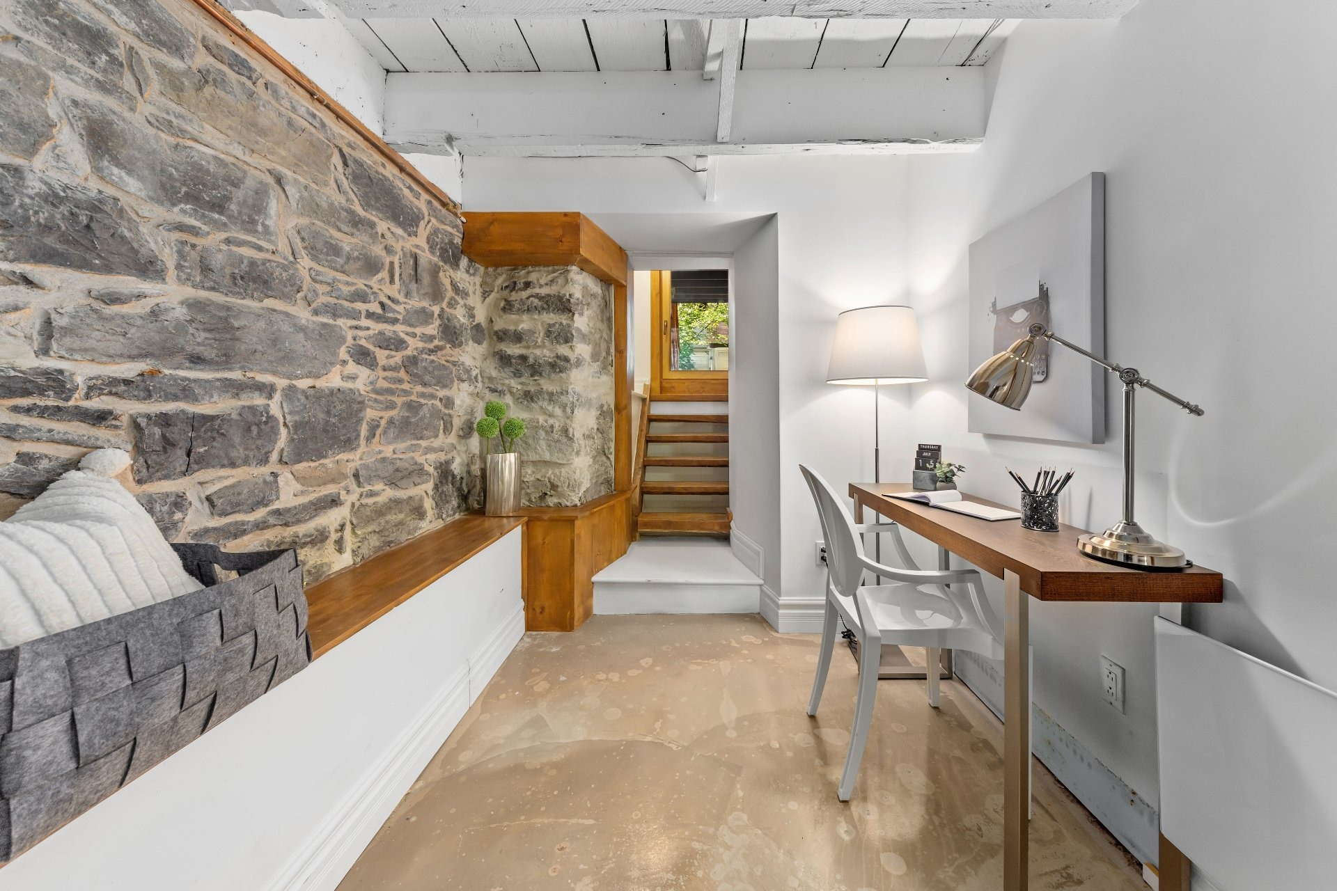 image 22 - Duplex For sale Le Plateau-Mont-Royal Montréal  - 5 rooms