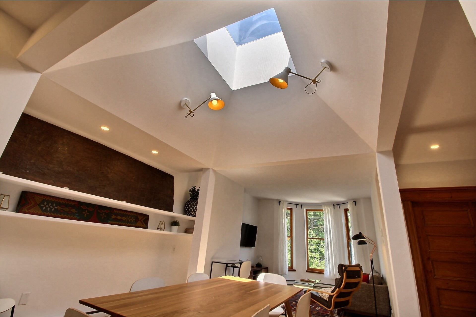 image 42 - Duplex For sale Le Plateau-Mont-Royal Montréal  - 5 rooms