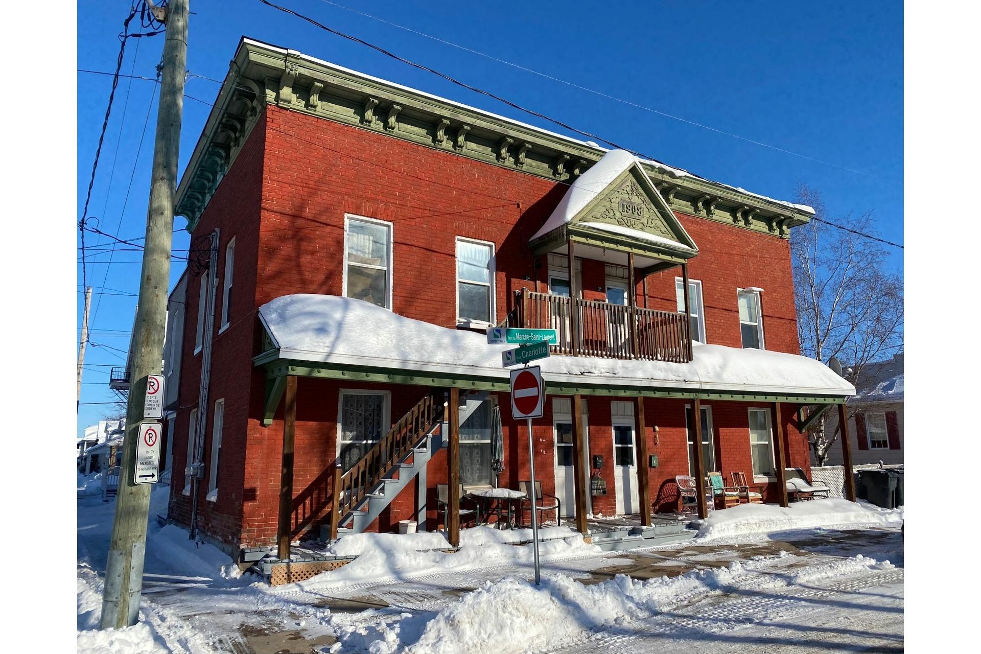 image 1 - Quadruplex For sale Sorel-Tracy - 5 rooms