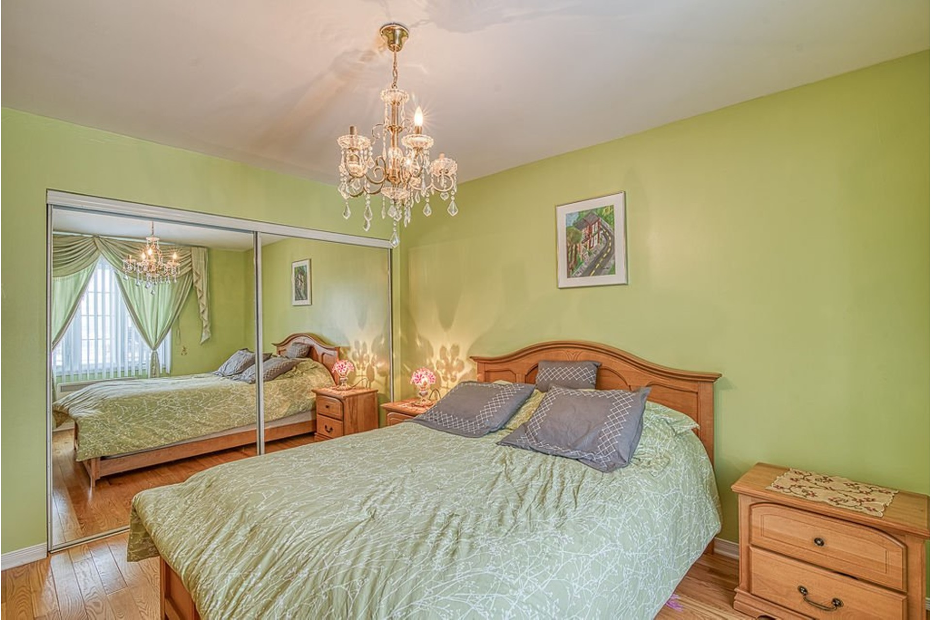 image 15 - House For sale Fabreville Laval  - 10 rooms