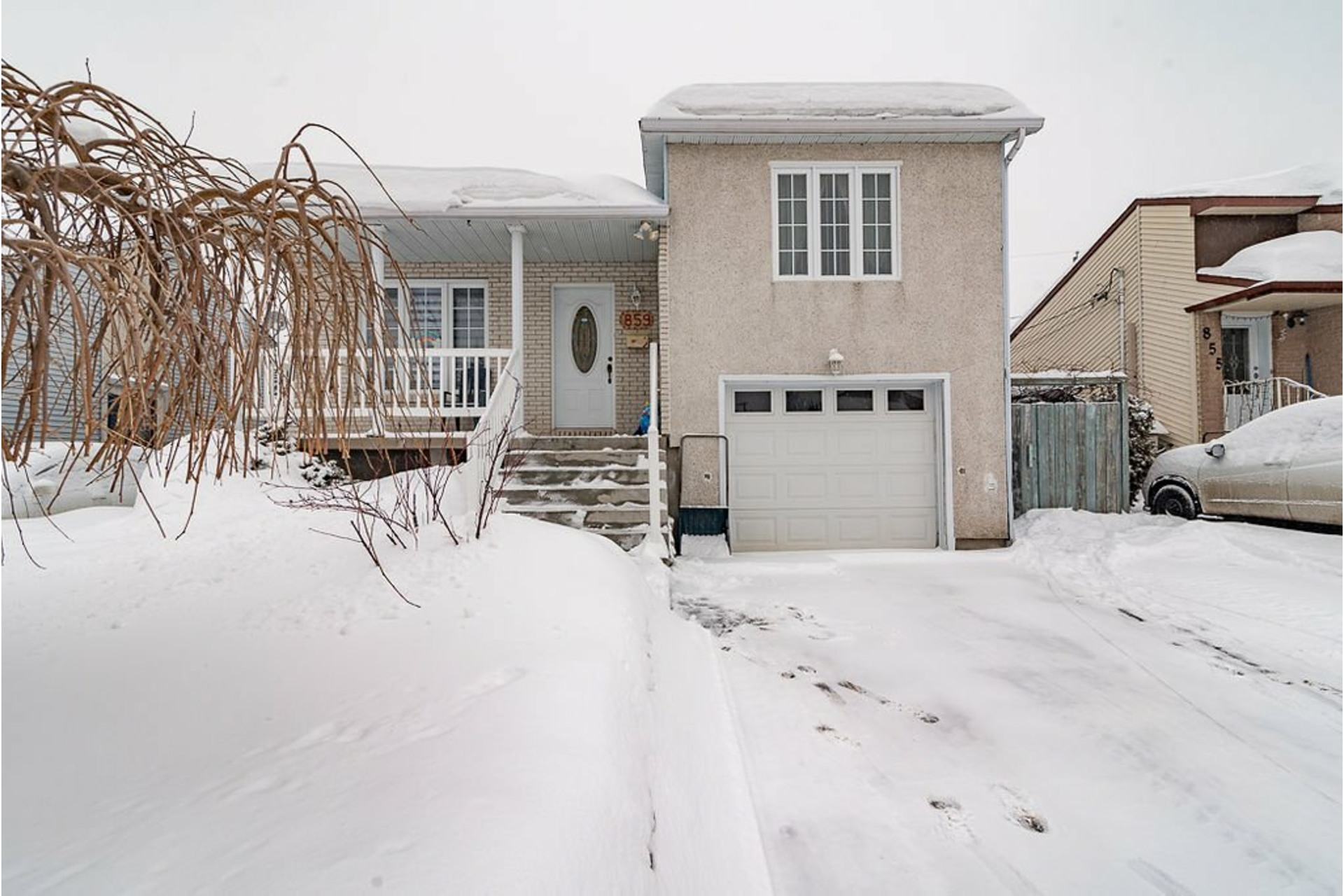 image 0 - House For sale Fabreville Laval  - 10 rooms
