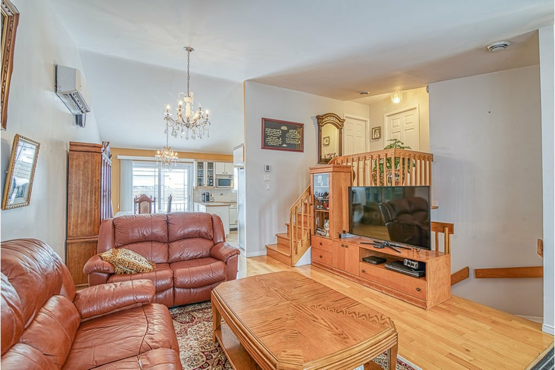 image 4 - House For sale Fabreville Laval  - 10 rooms