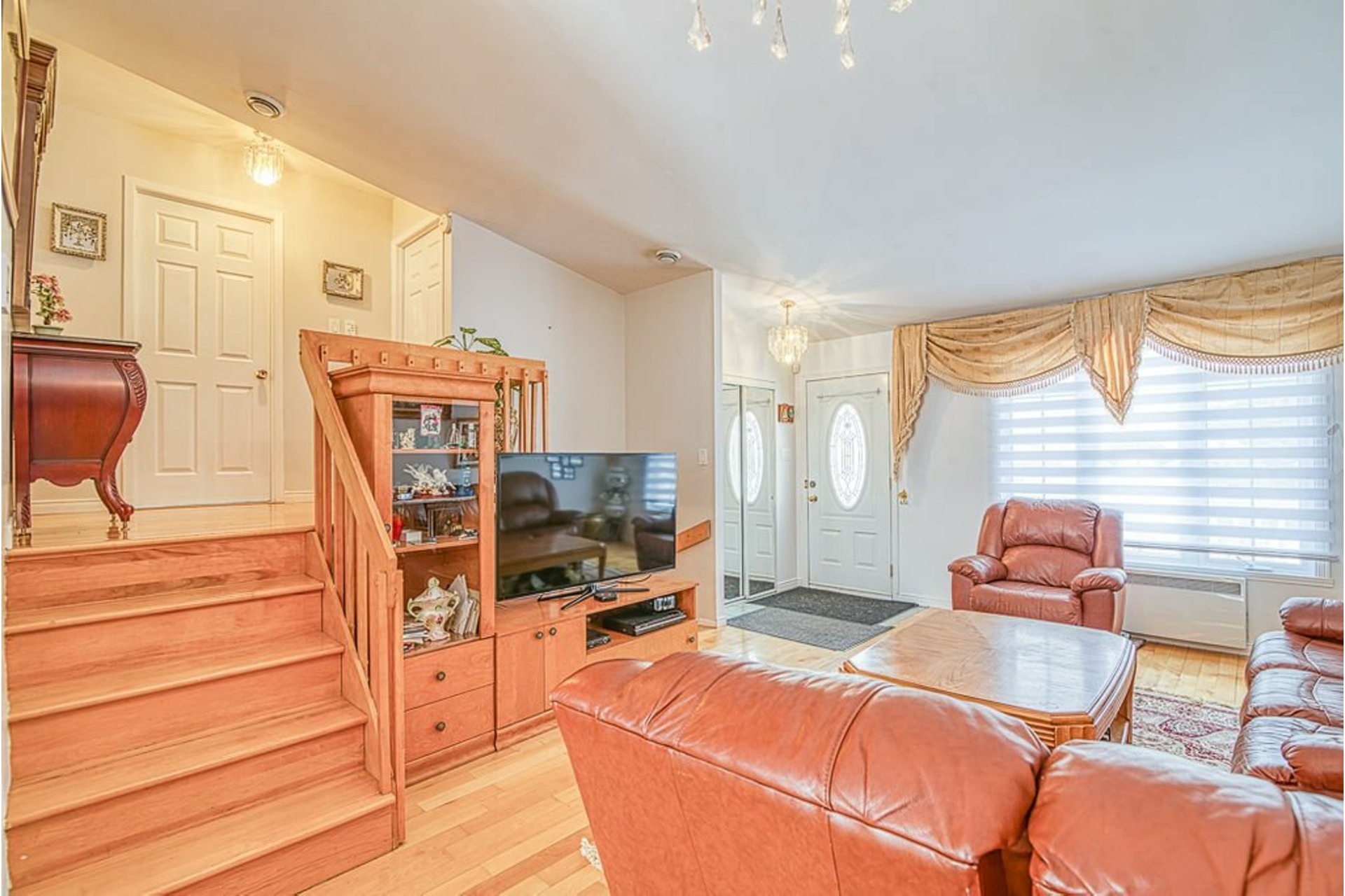 image 2 - House For sale Fabreville Laval  - 10 rooms