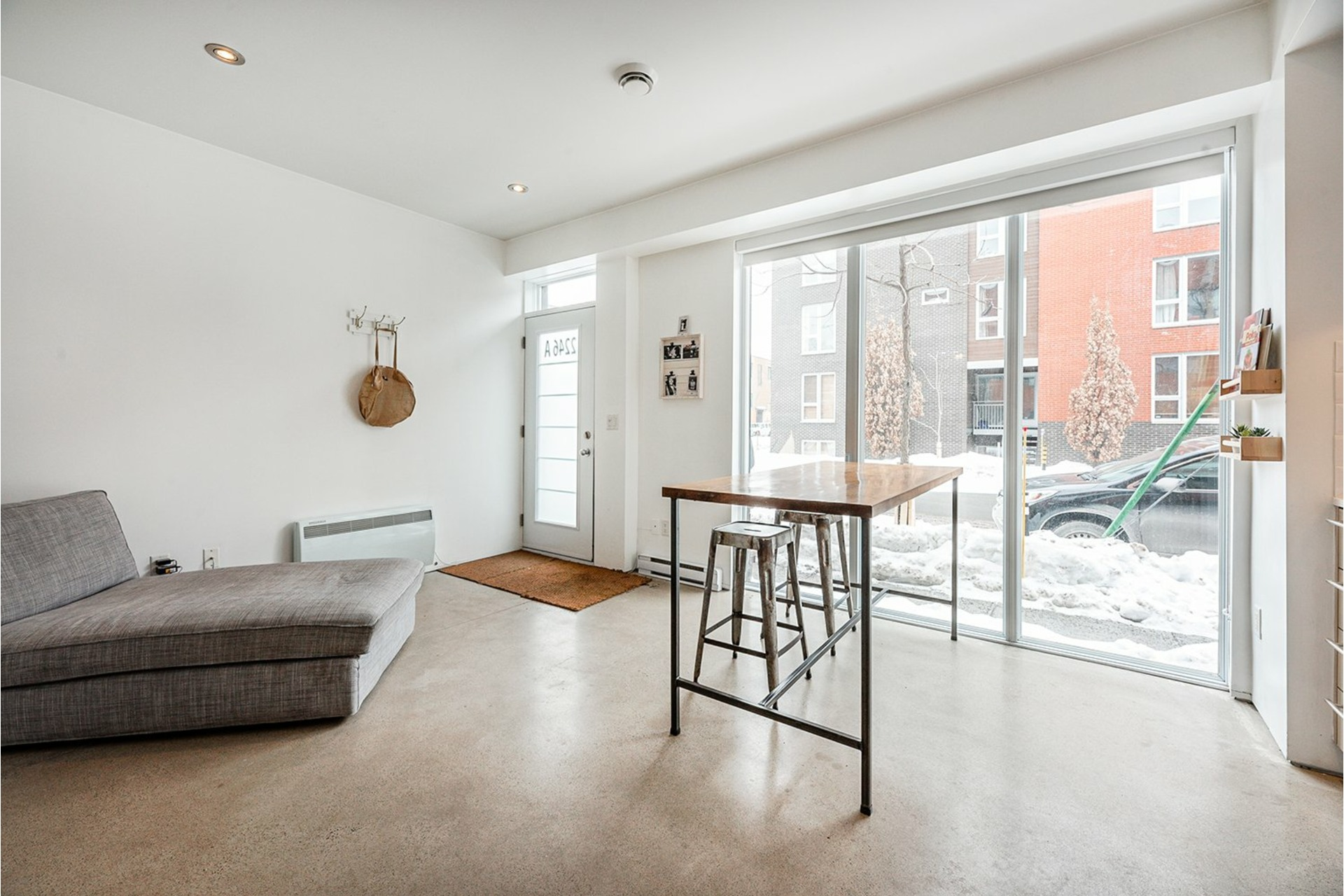 image 6 - Loft For sale Ville-Marie Montréal  - 3 rooms