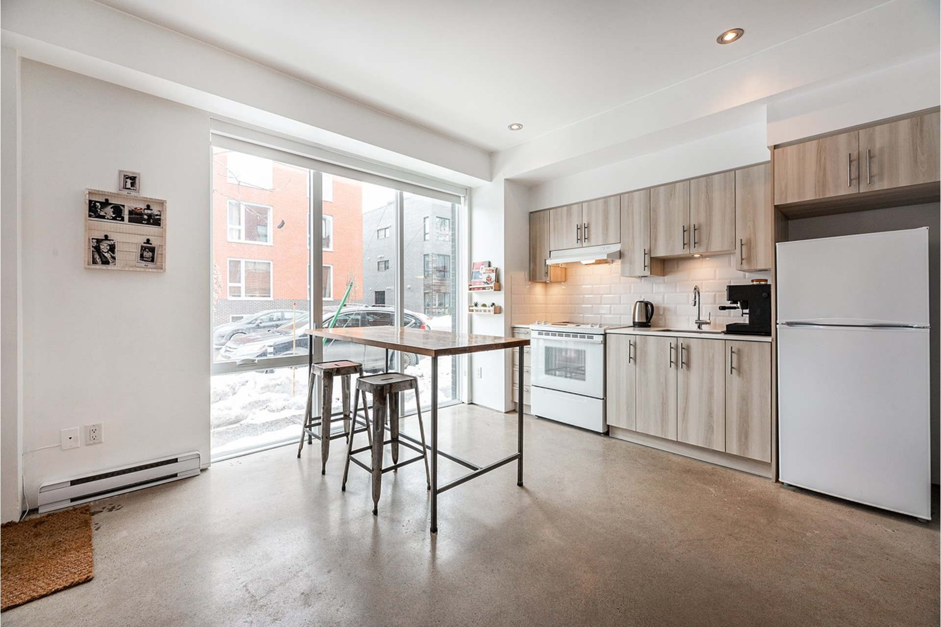 image 3 - Loft For sale Ville-Marie Montréal  - 3 rooms