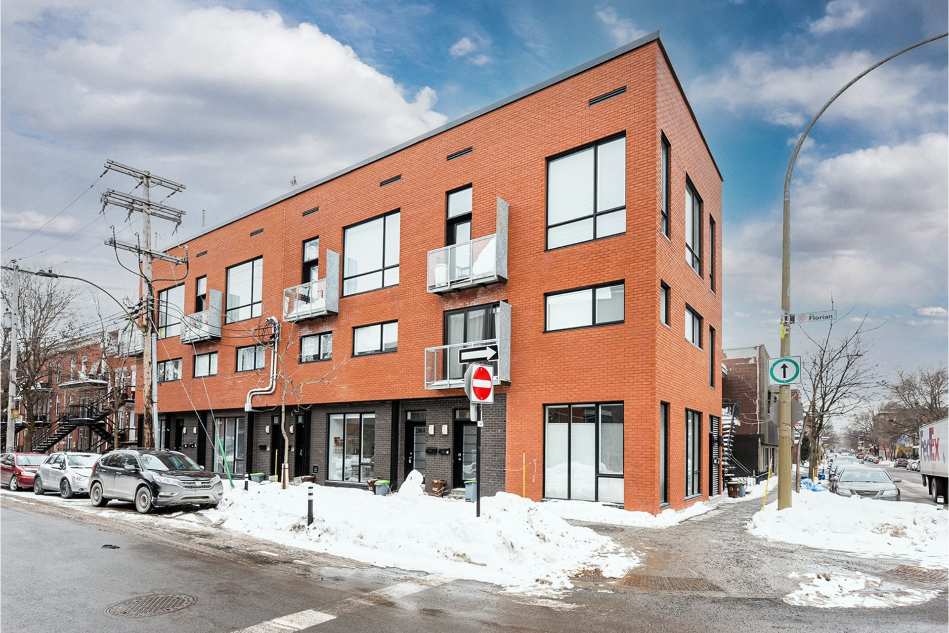 image 29 - Loft For sale Ville-Marie Montréal  - 3 rooms