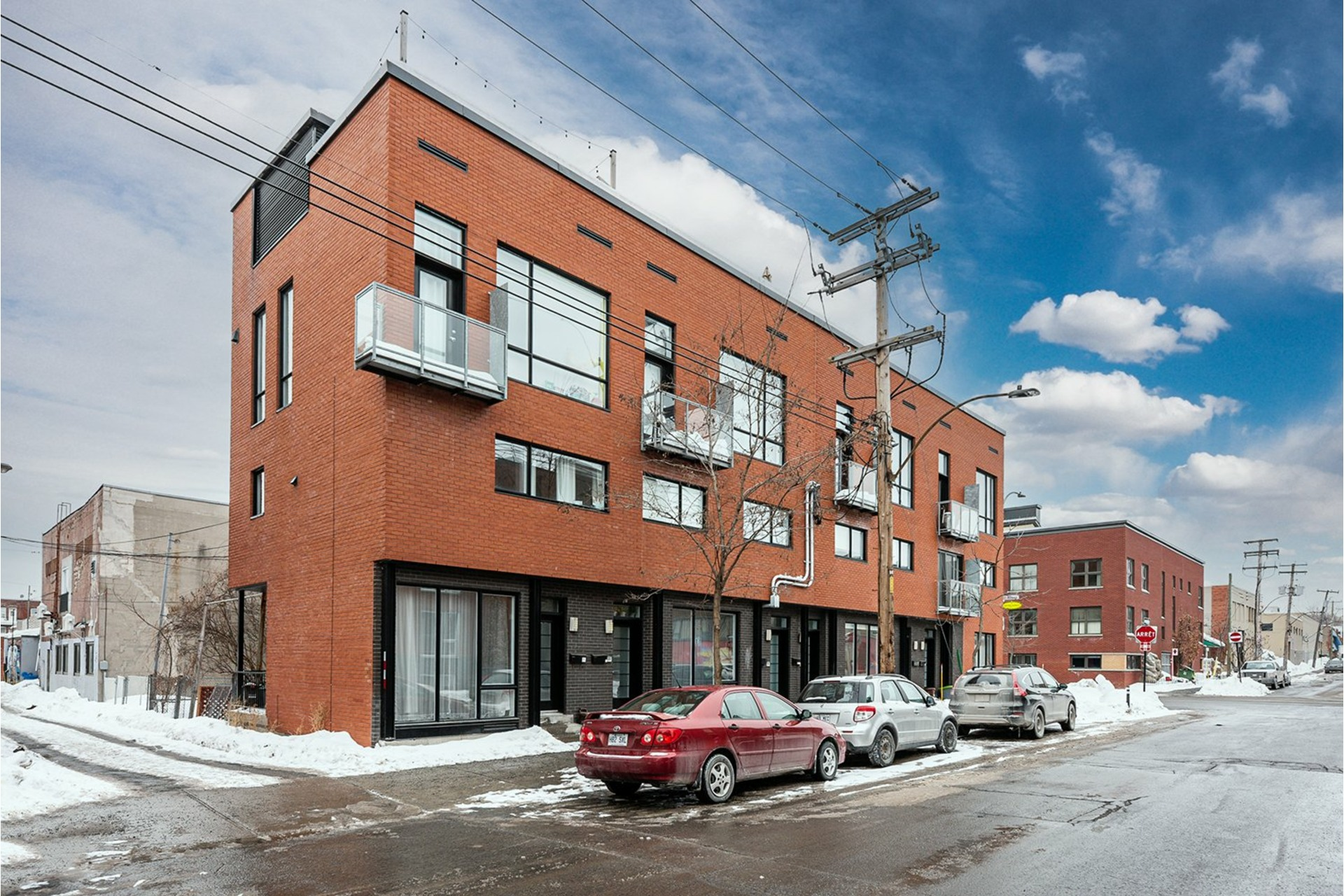 image 32 - Loft For sale Ville-Marie Montréal  - 3 rooms
