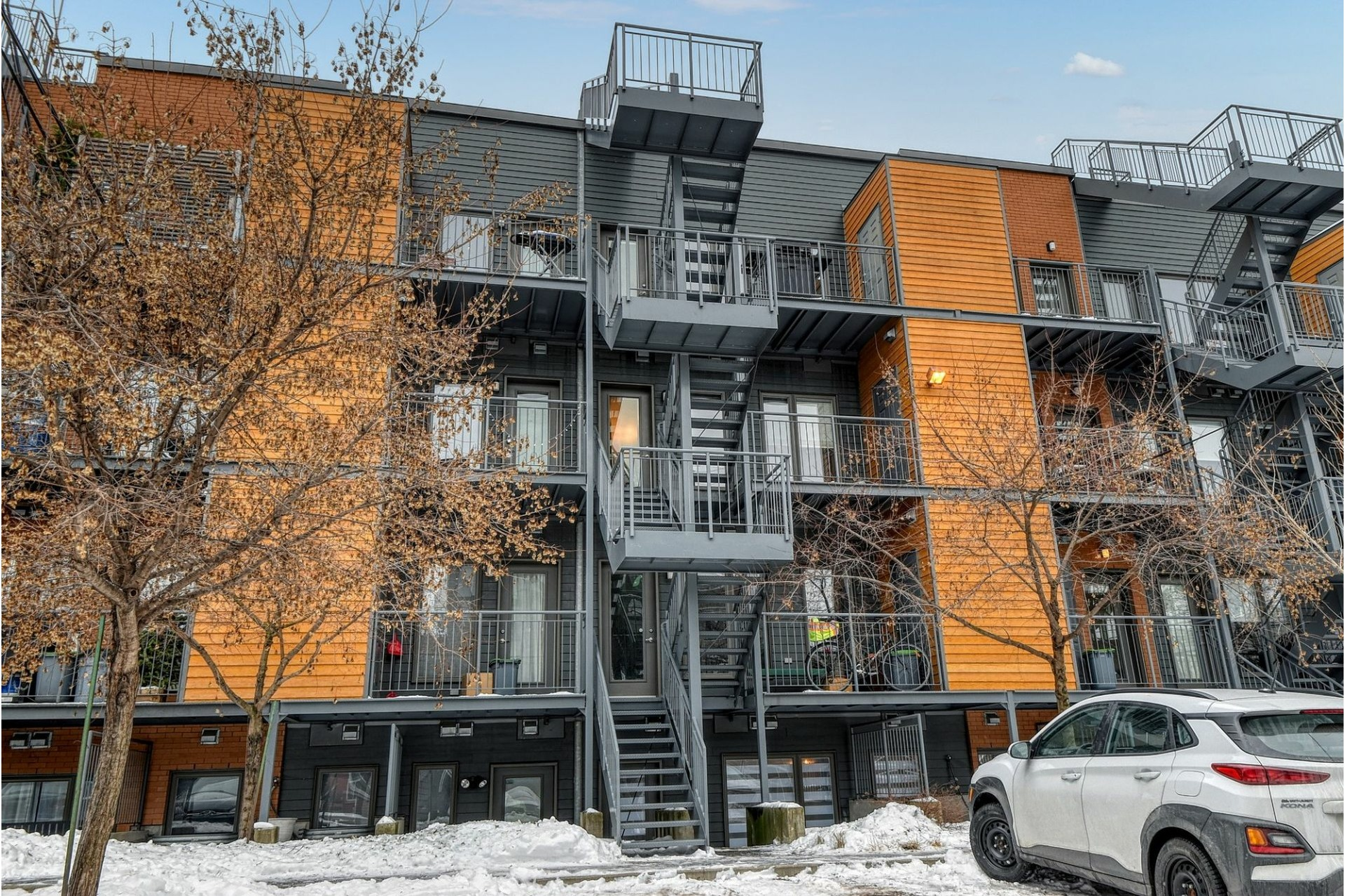 image 20 - Apartment For rent Rosemont/La Petite-Patrie Montréal  - 5 rooms